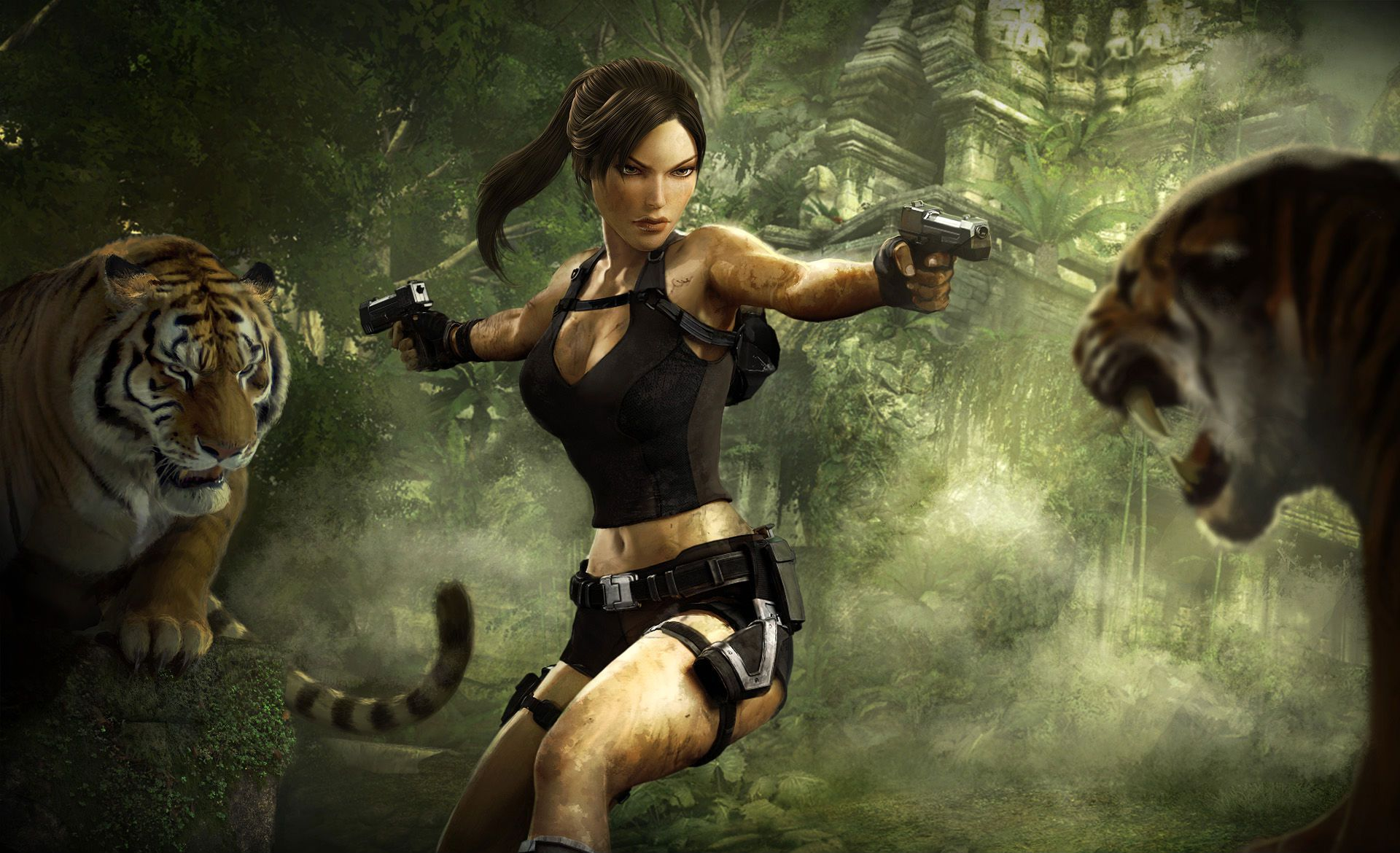 Tomb Raider Wallpaper For Computer
