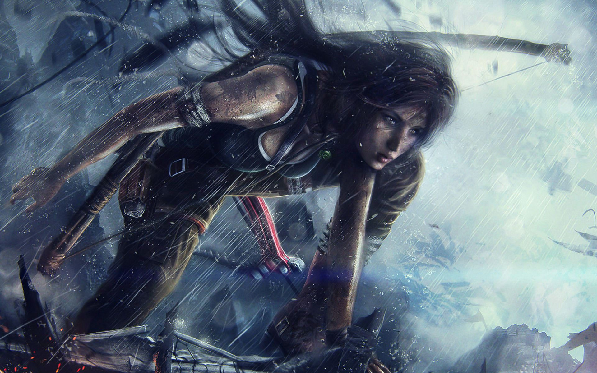 Tomb Raider Wallpapers HQ