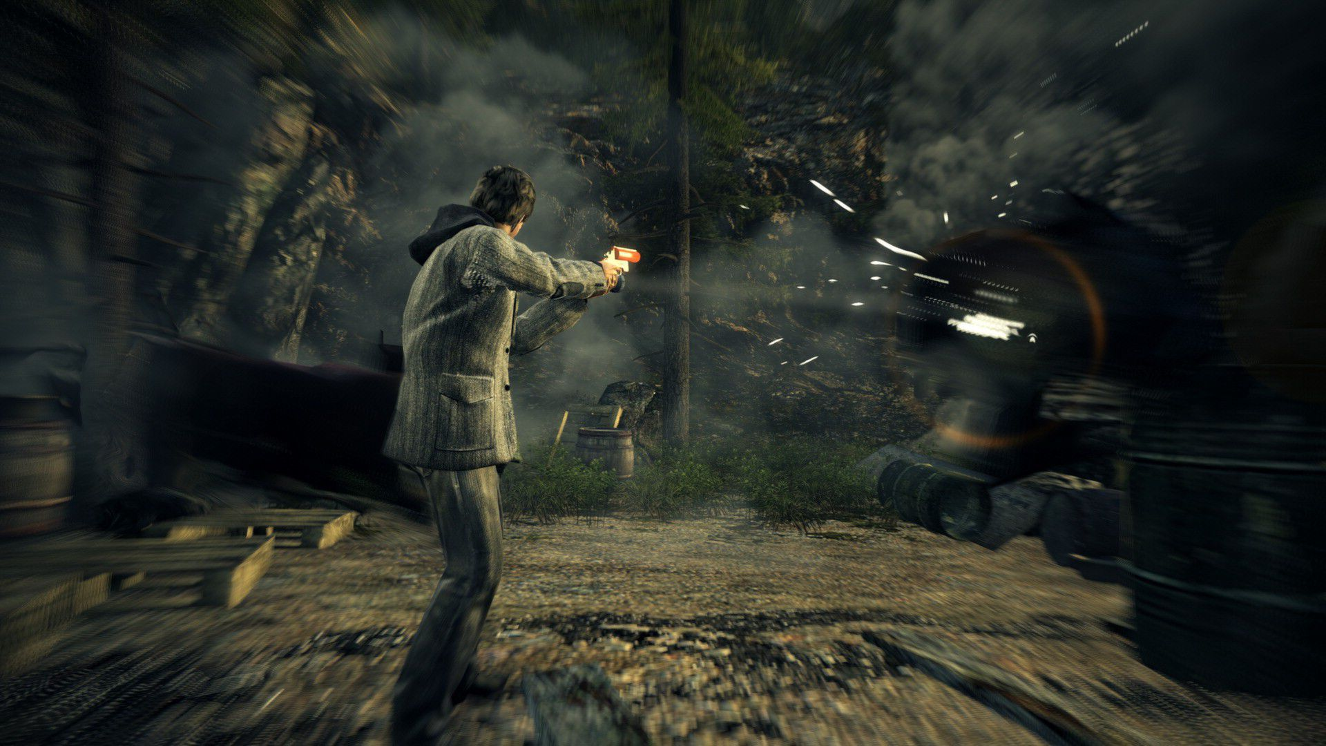 Wide Alan Wake