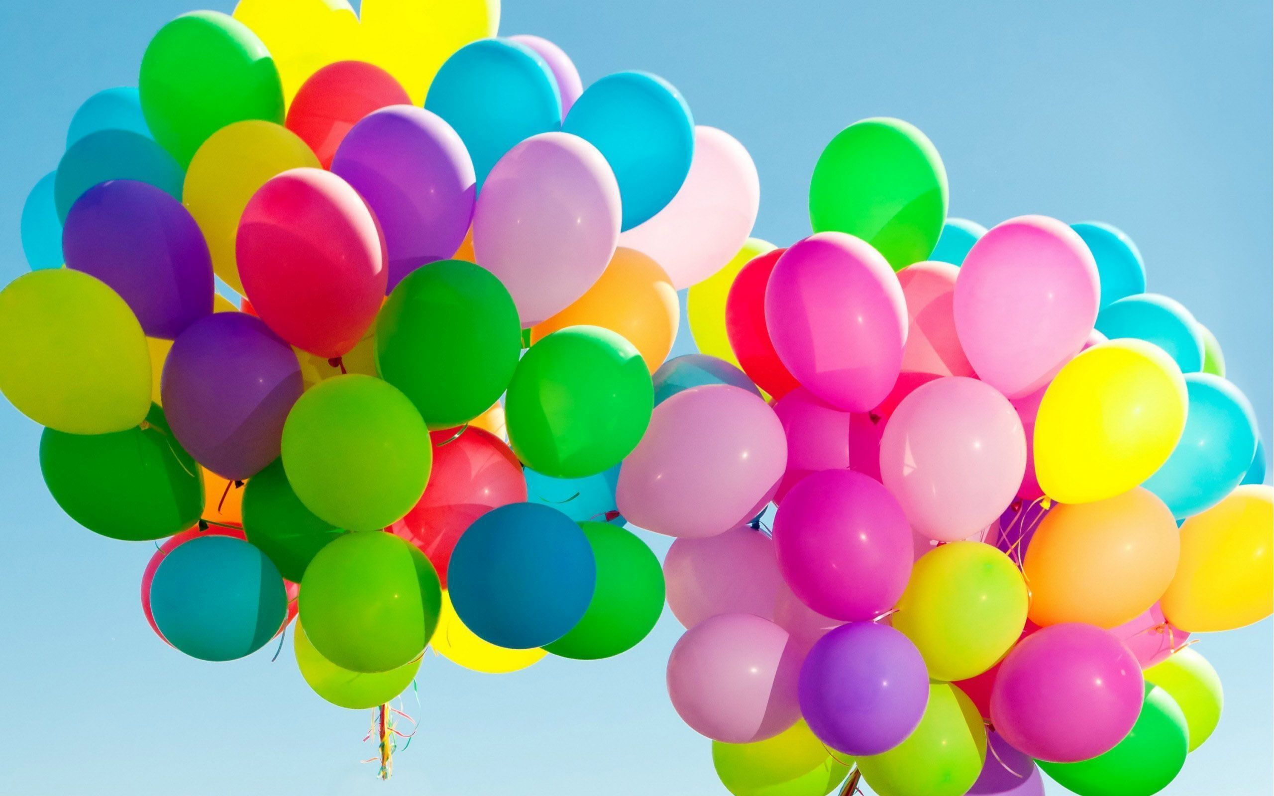 Wide Balloons
