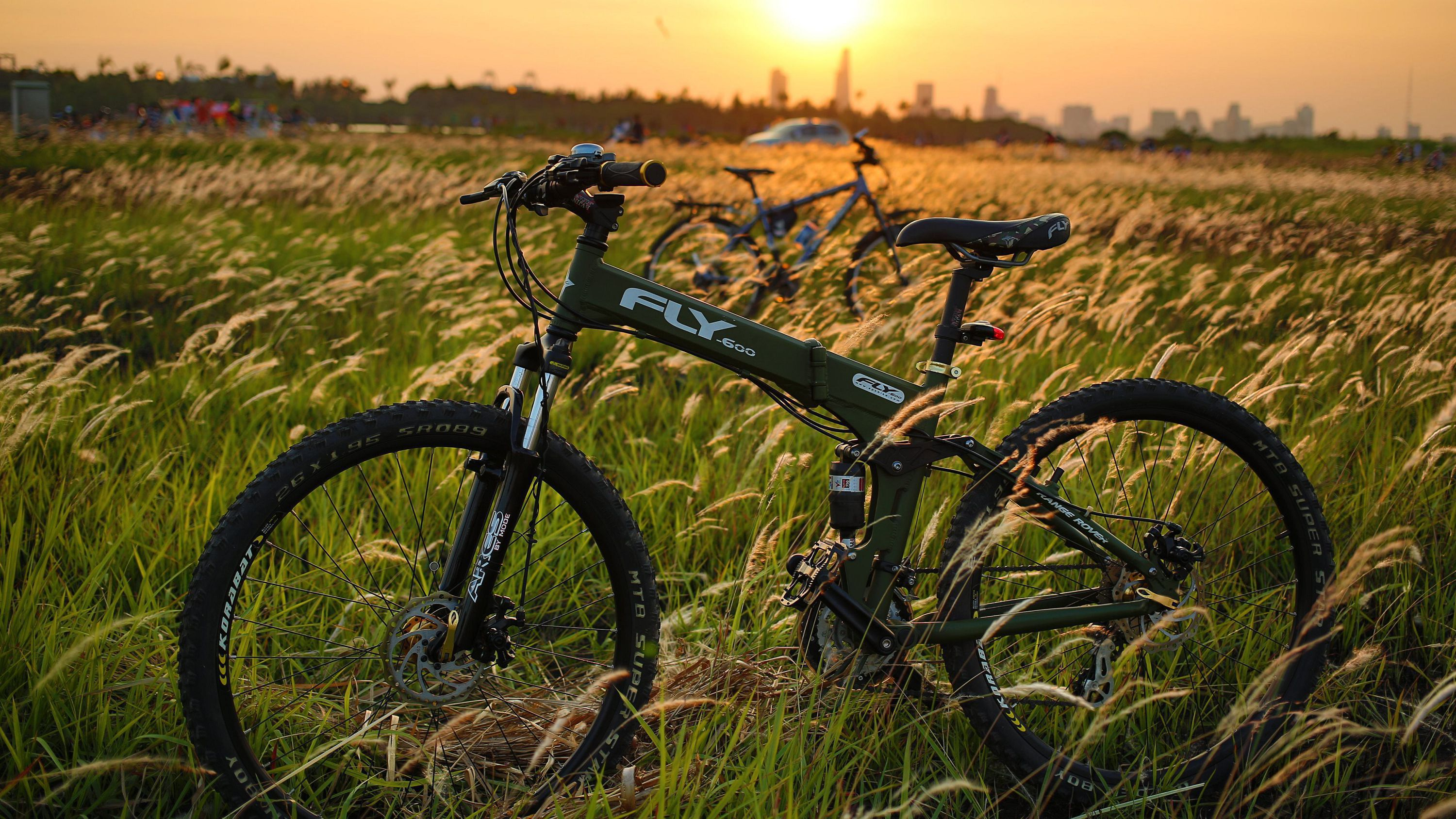 Wide Bicycle
