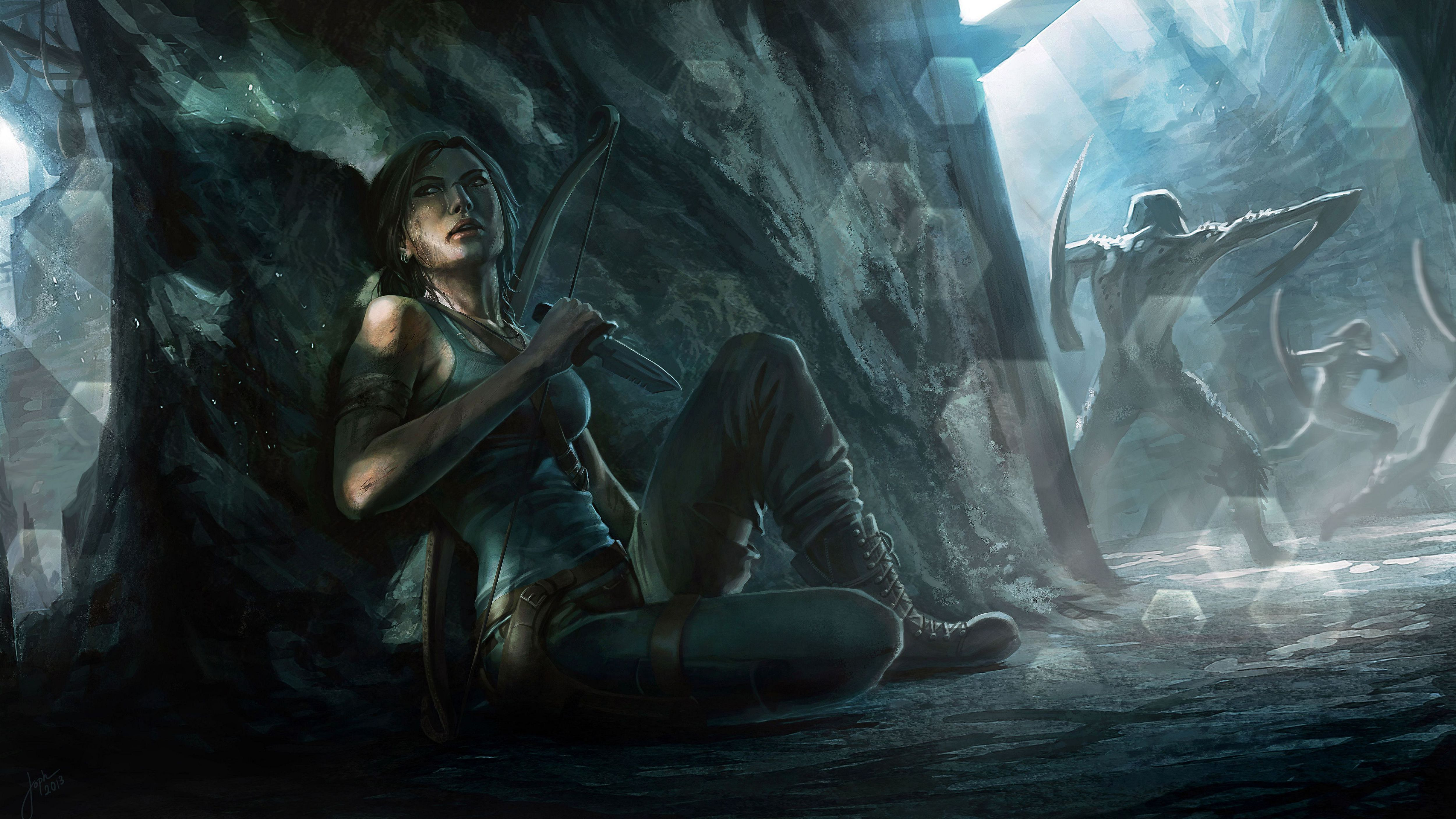 Wide Tomb Raider