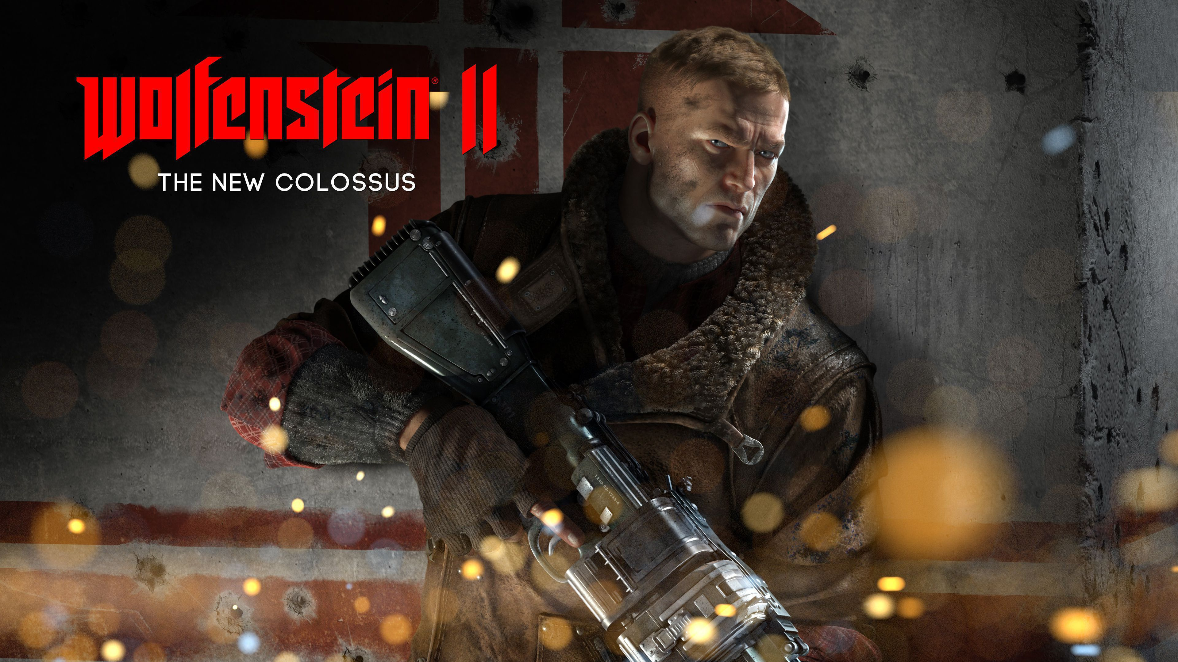 Wolfenstein 2 The New Colossus Gallery