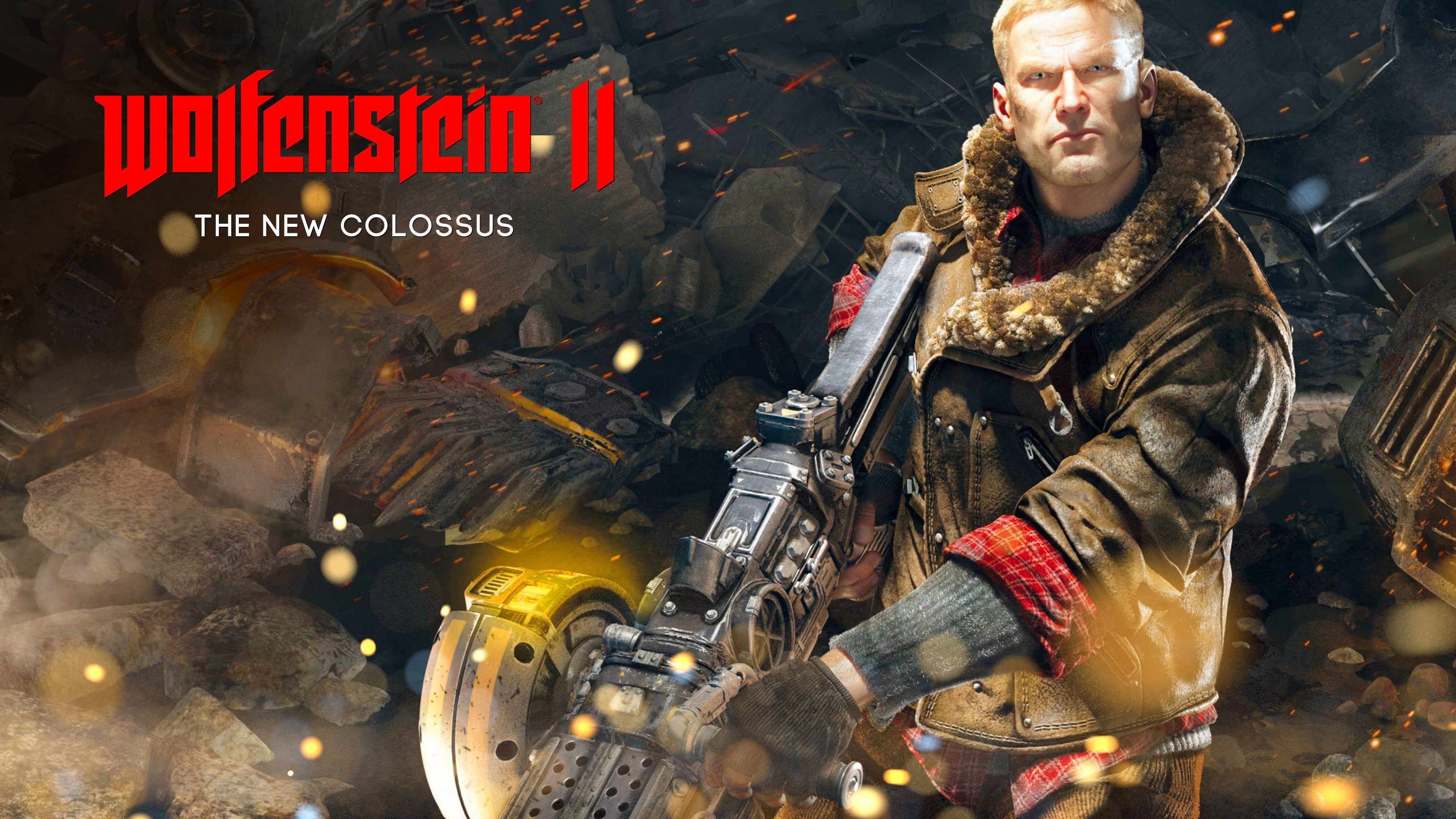 Wolfenstein 2 The New Colossus Pictures