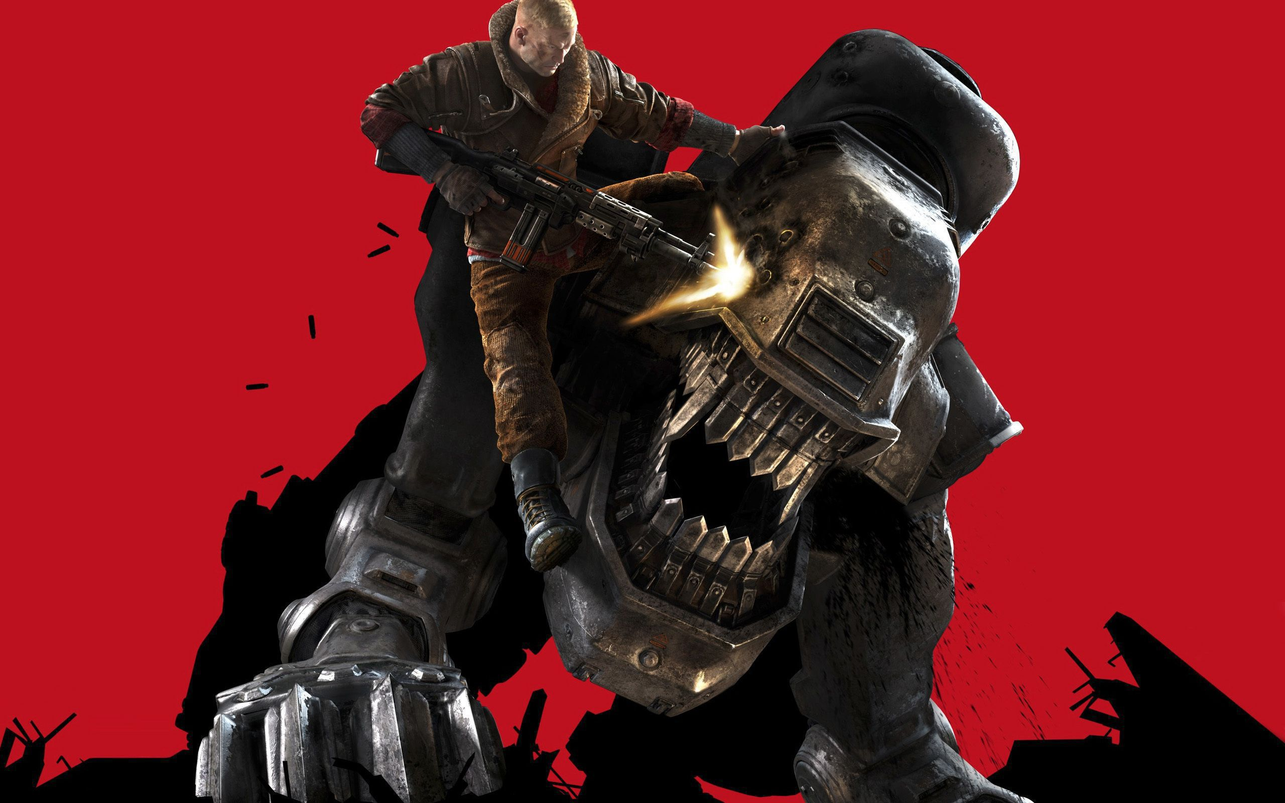 Wolfenstein 2 The New Colossus Wallpapers