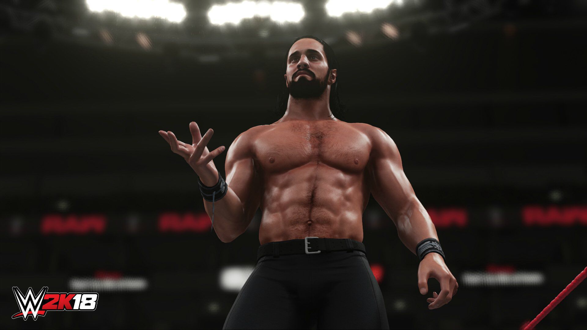 Wwe 2k18 HD Wallpaper