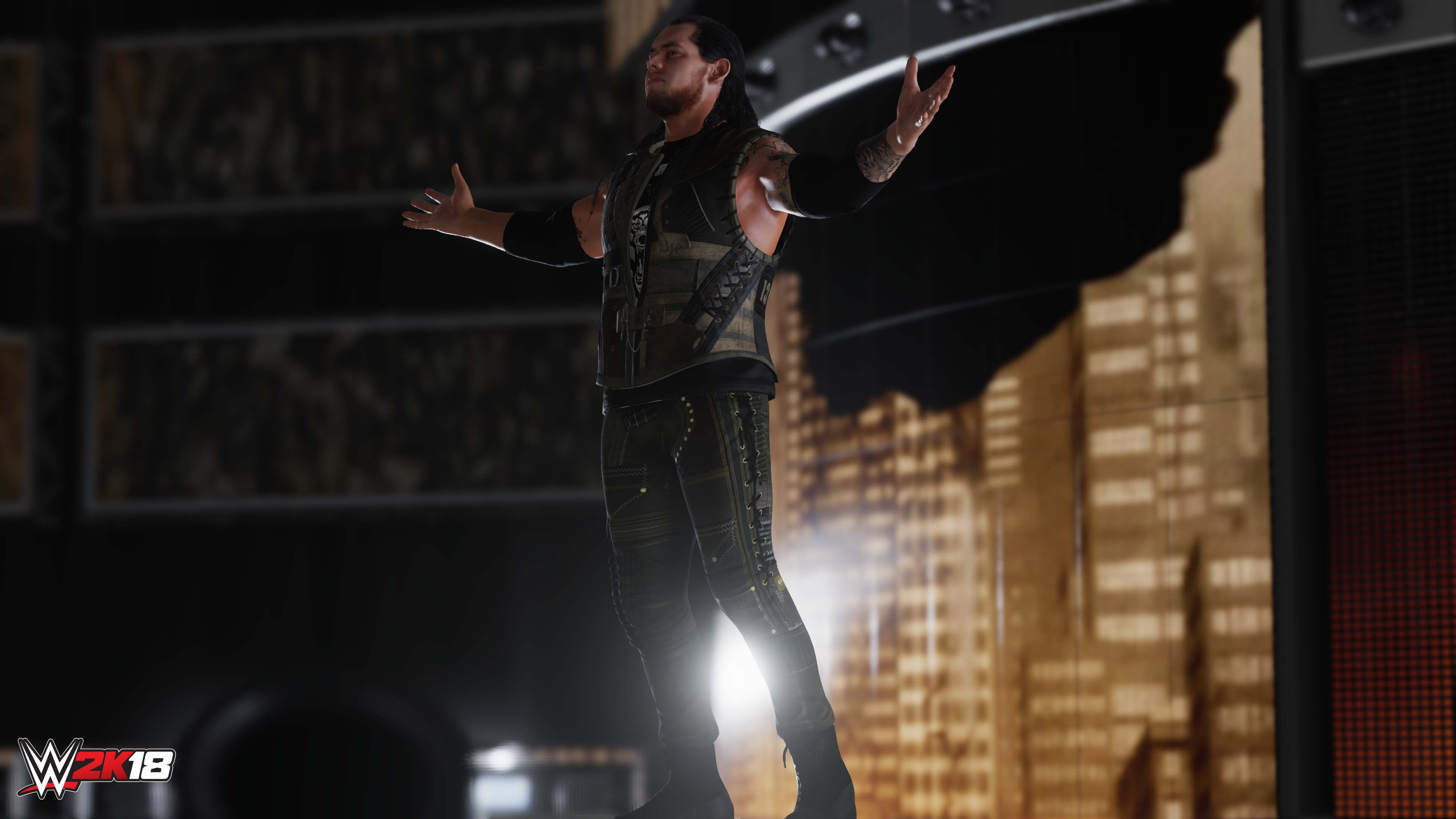 Wwe 2k18 Wallpaper Pack