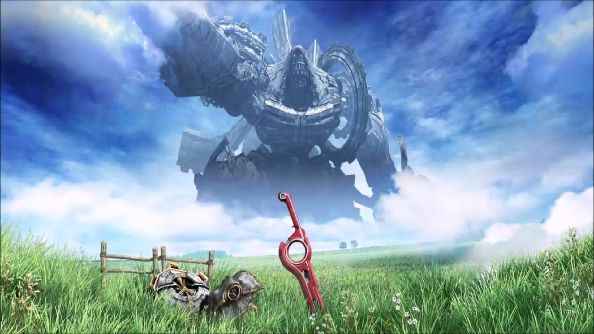 Xenoblade Chronicles 2 In High Resolution