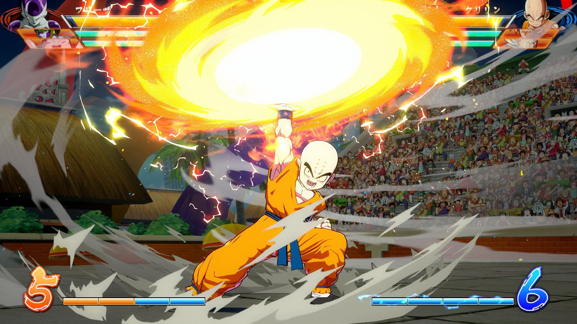 Dragon Ball Fighterz Screen 04 Ps4 Us 21jul17