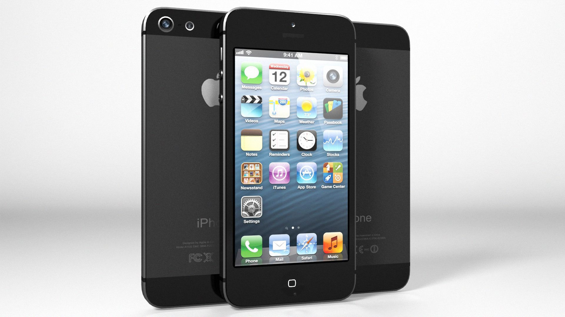Apple Iphone 5 Pictures