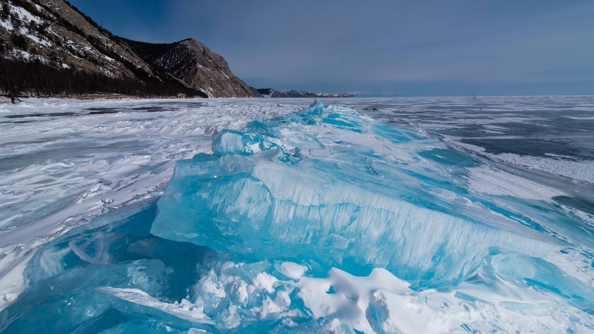 Arctic Ice High Definition Wallpapers