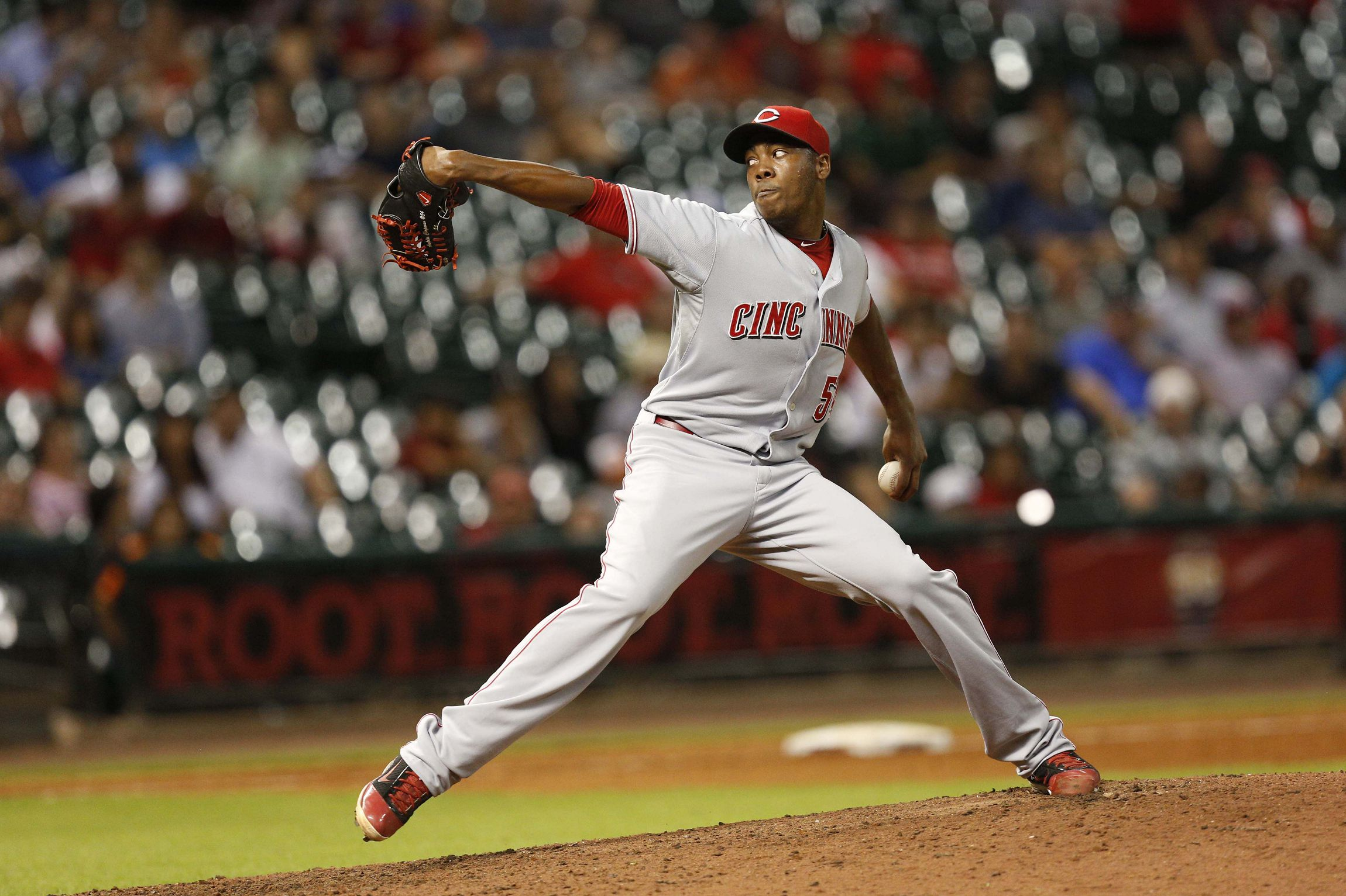 MLB: Cincinatti Reds At Houston Astros