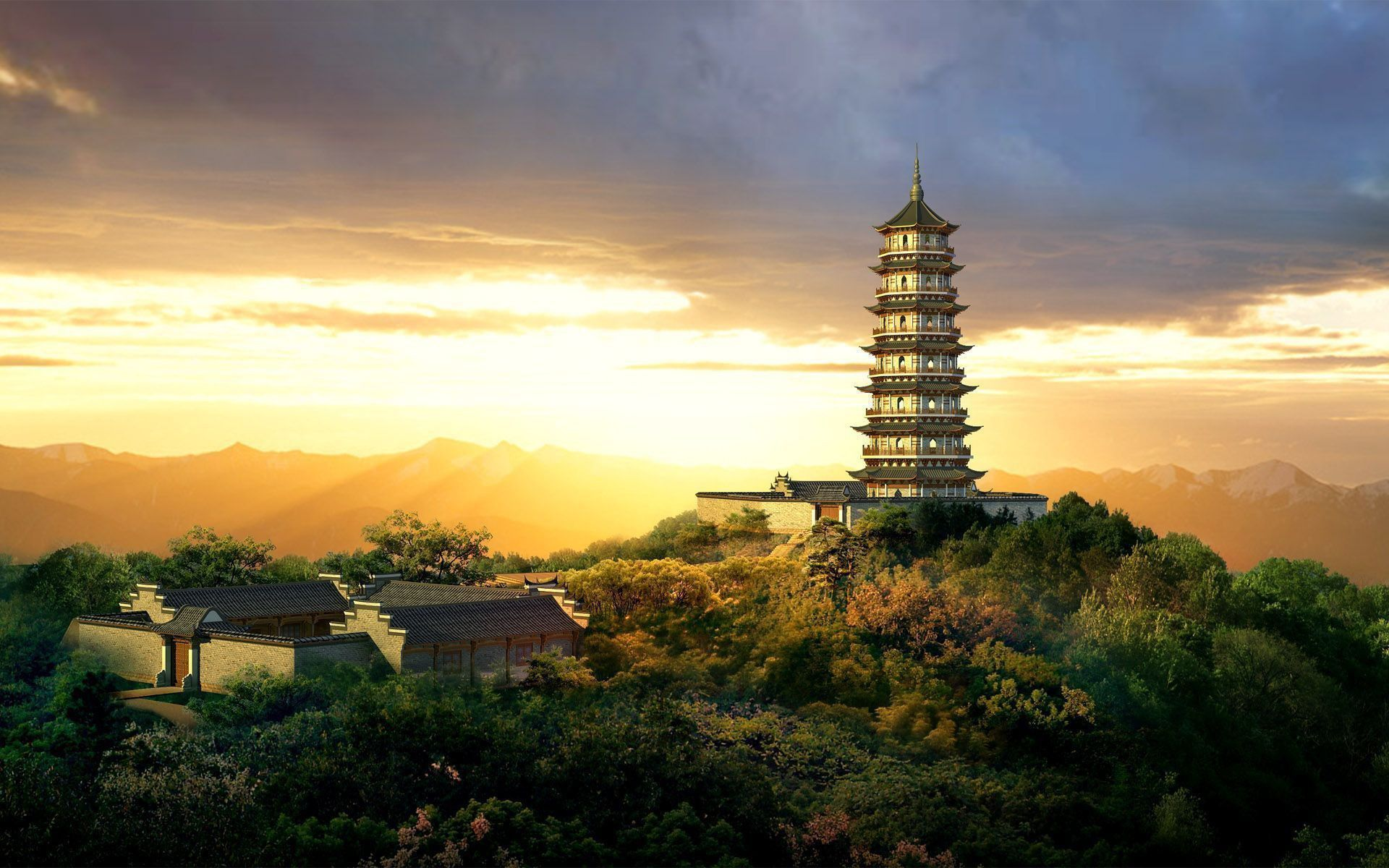 Asia High Quality Wallpapers