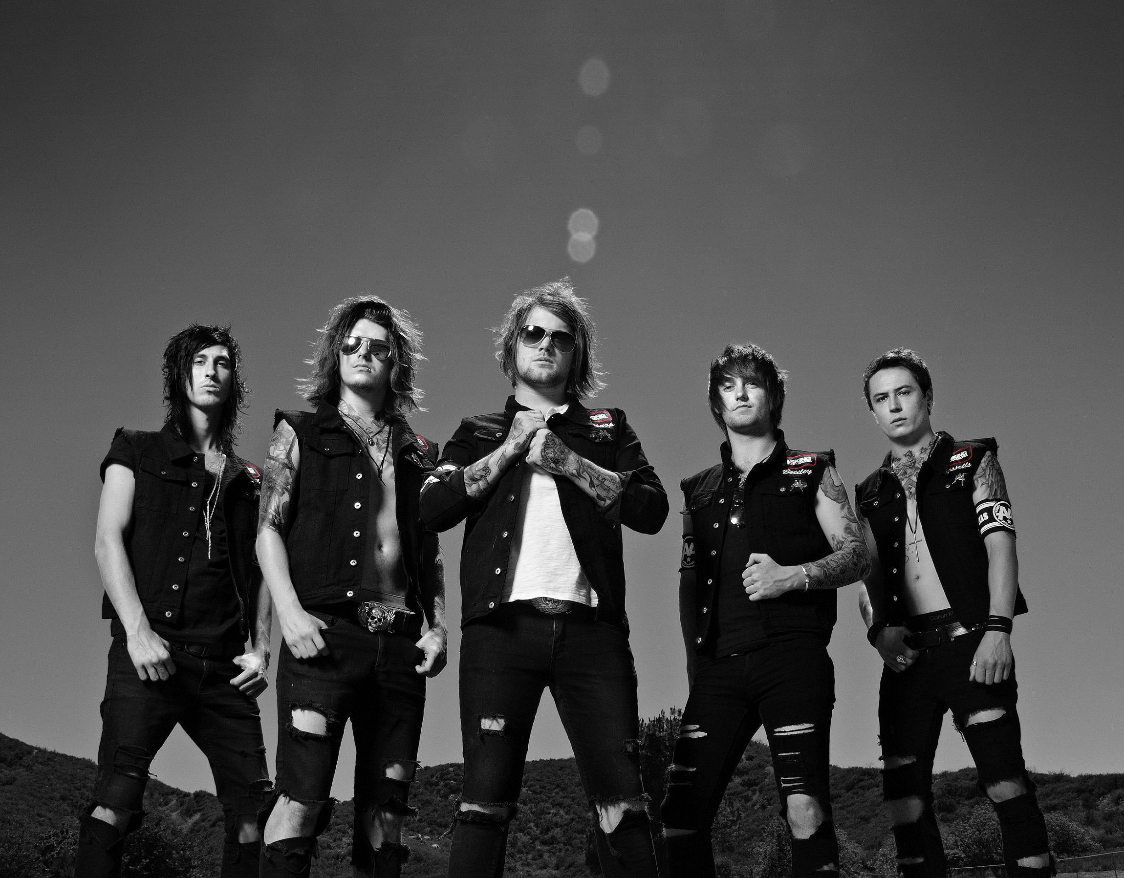 Asking Alexandria Images