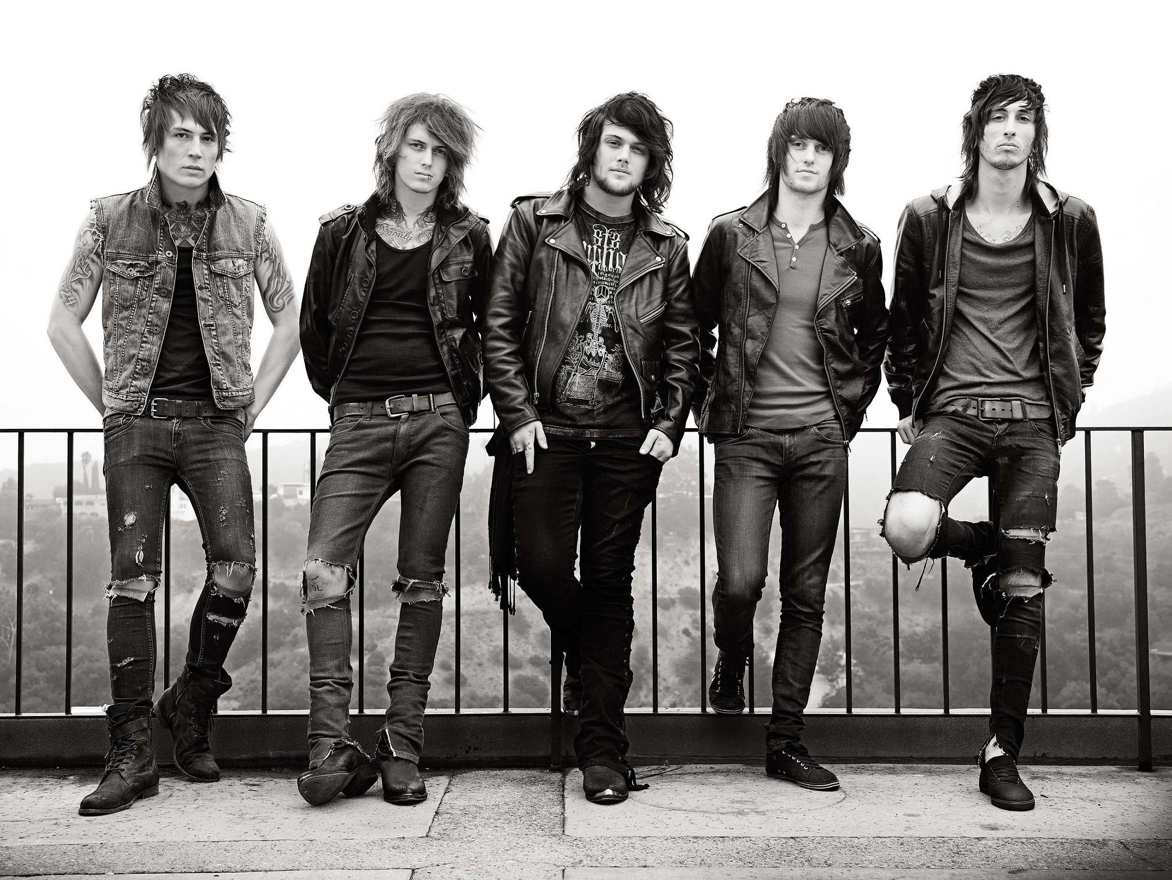 Asking Alexandria Pictures