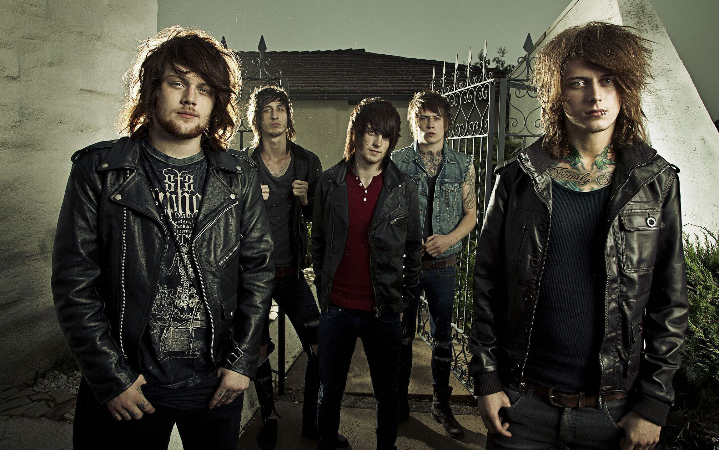 Asking Alexandria Wallpaper Pack