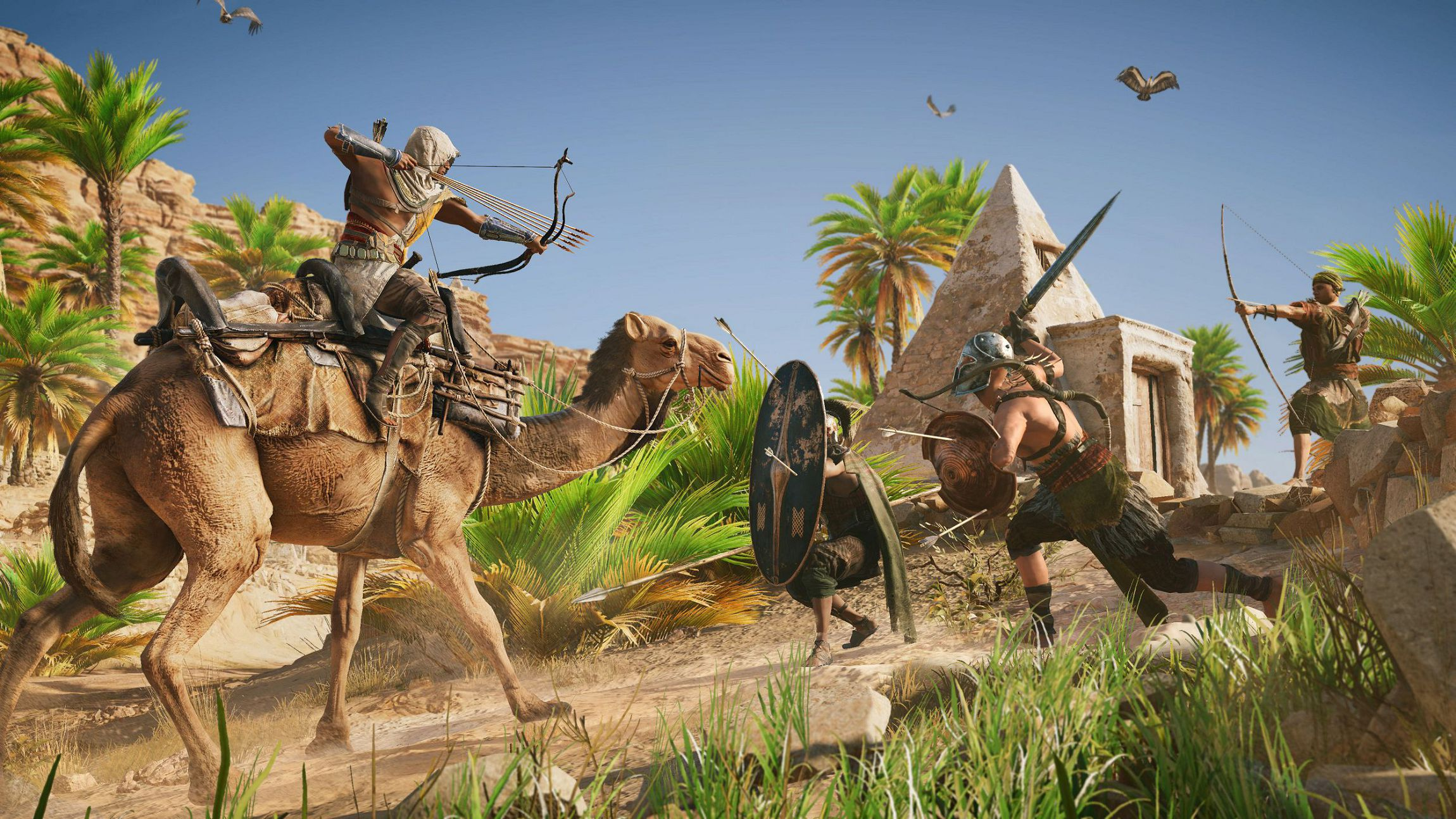 Assassin's Creed Origins Beautiful