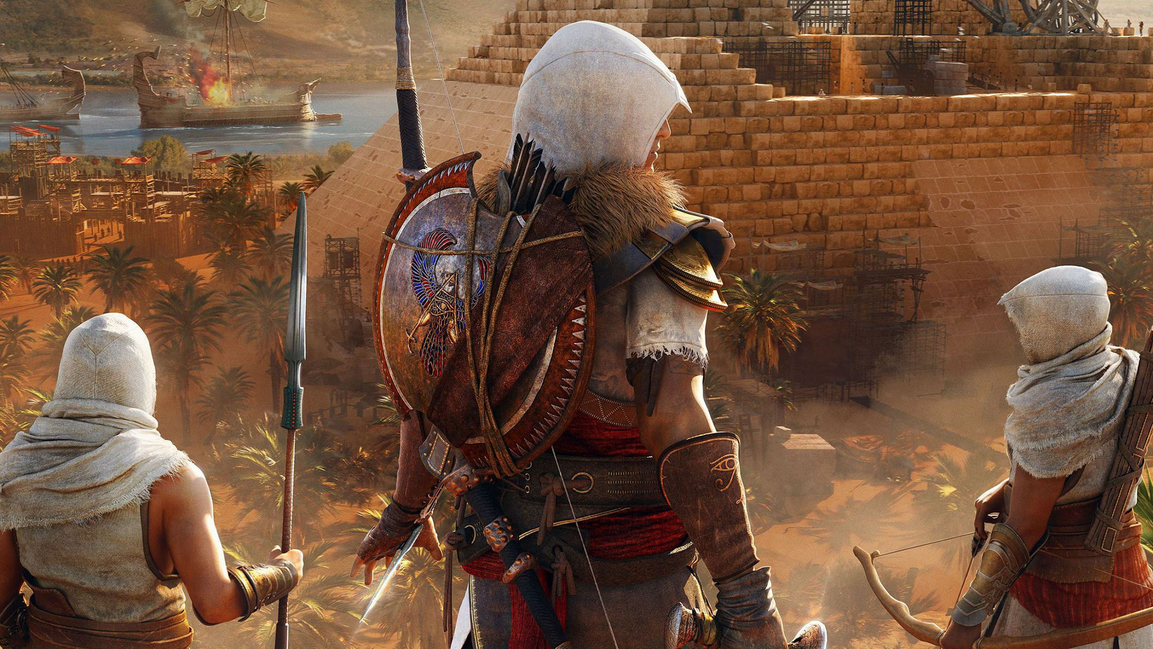 Assassin's Creed Origins Desktop