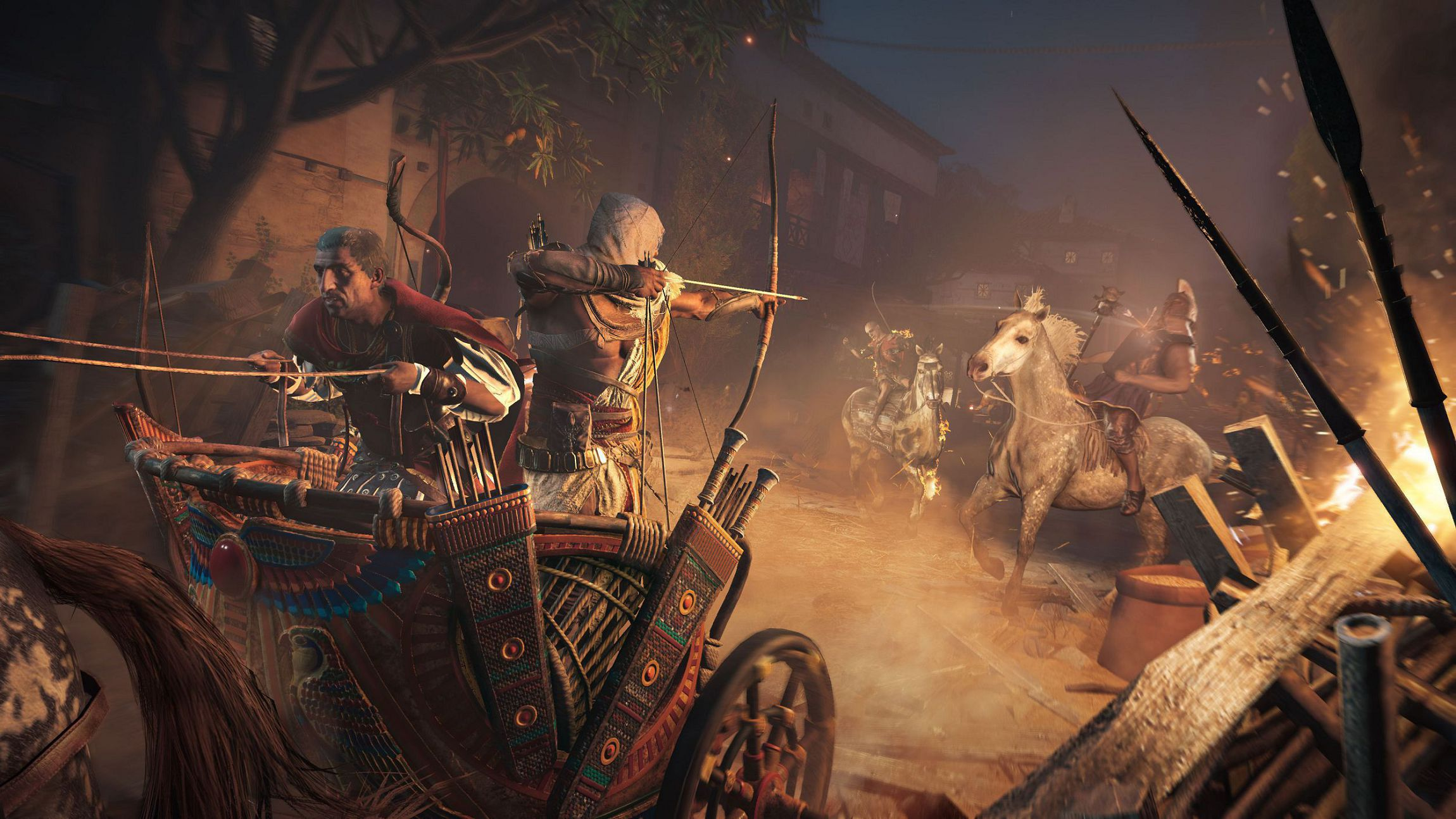 Assassin's Creed Origins HD Wallpaper