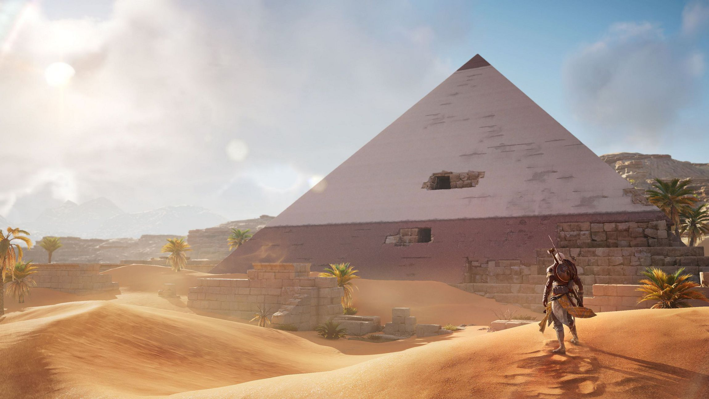 Assassin's Creed Origins High Definition Wallpapers