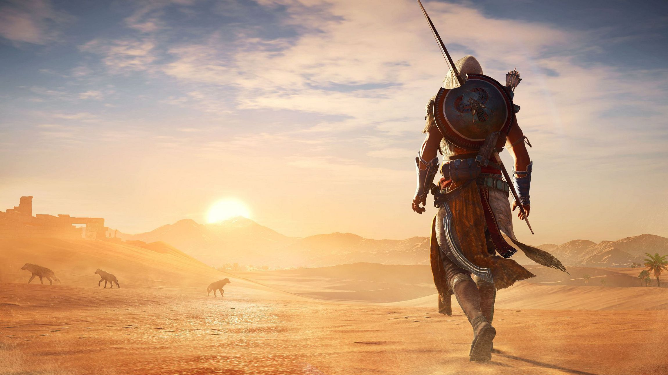 Assassin's Creed Origins Wallpapers HD