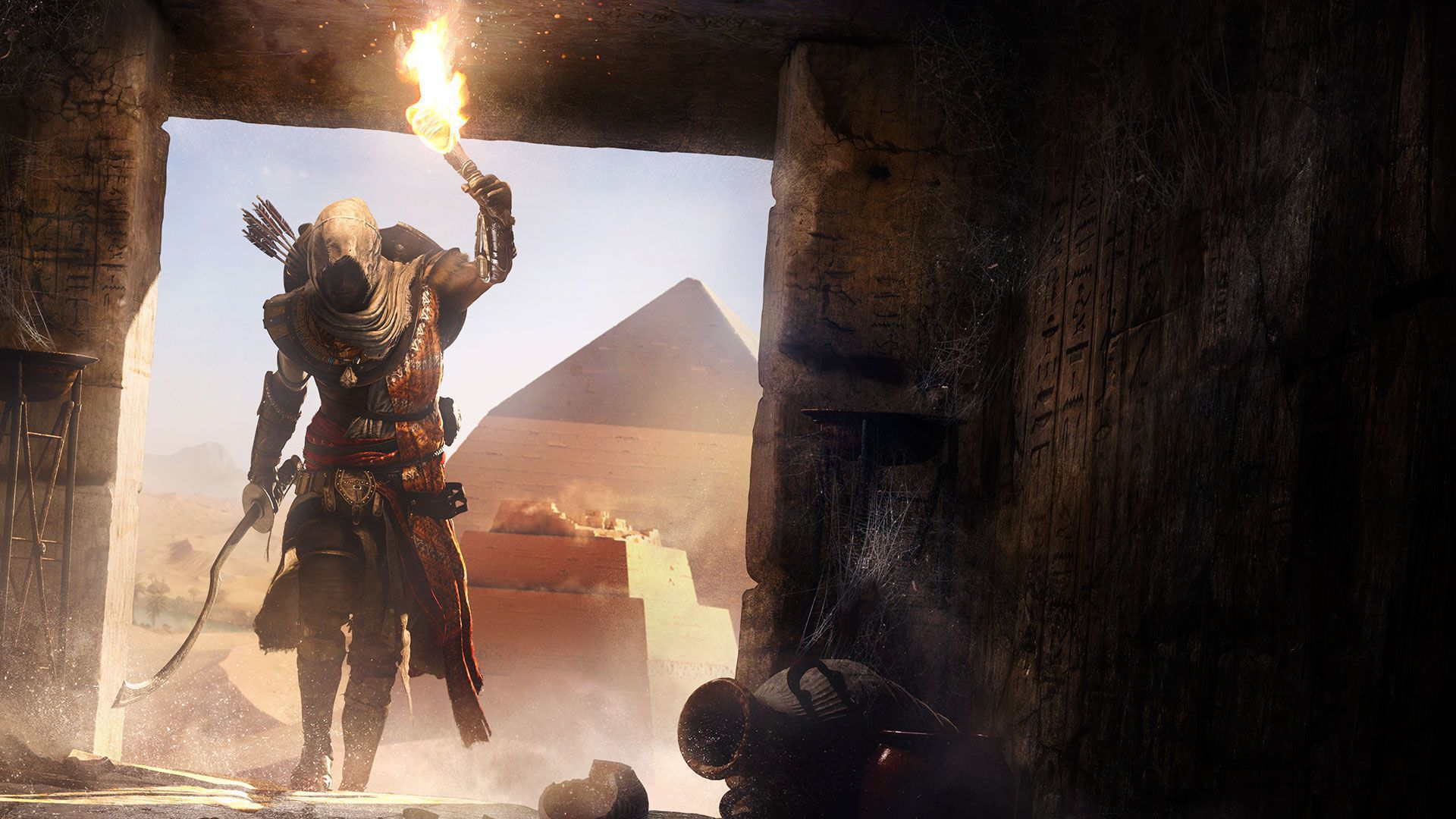 Assassin's Creed Origins In High Resolution
