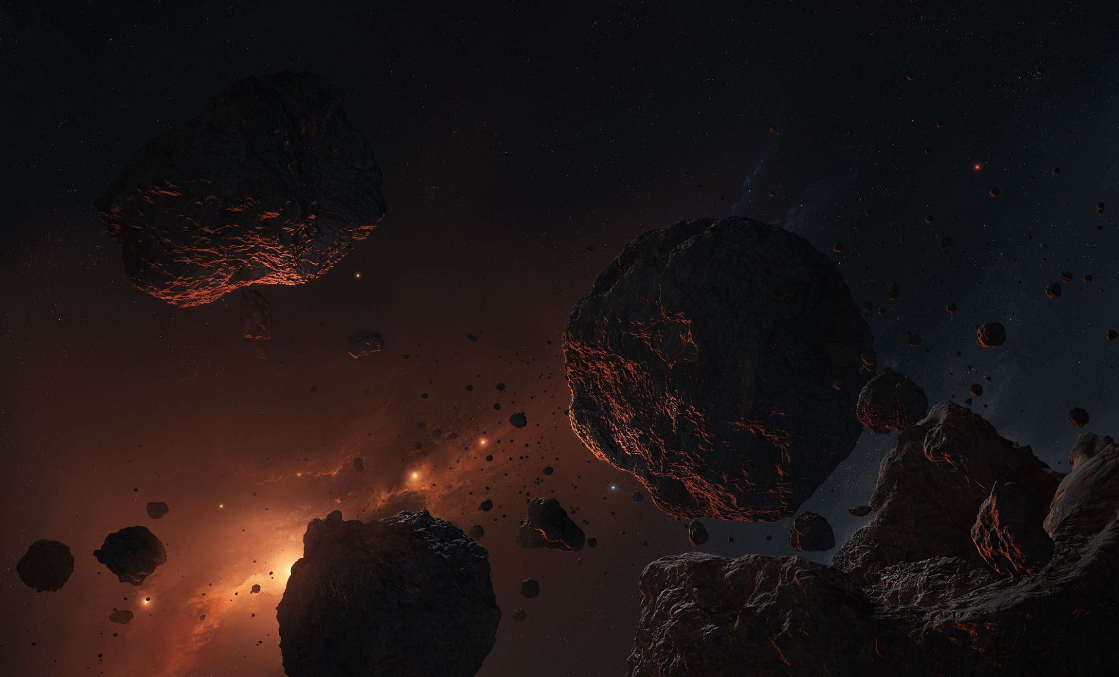 Asteroid Belt Tumblr