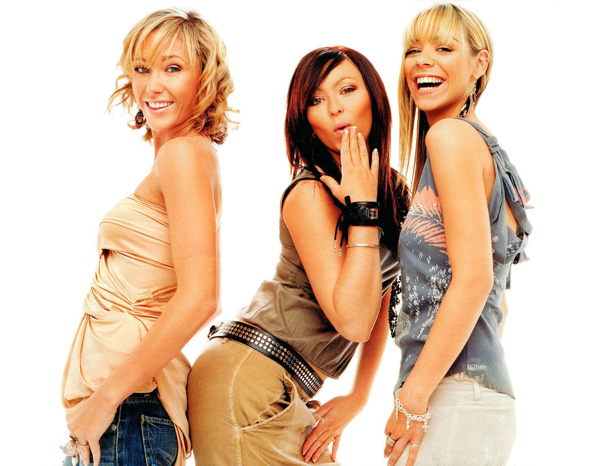 Atomic Kitten Computer Wallpaper