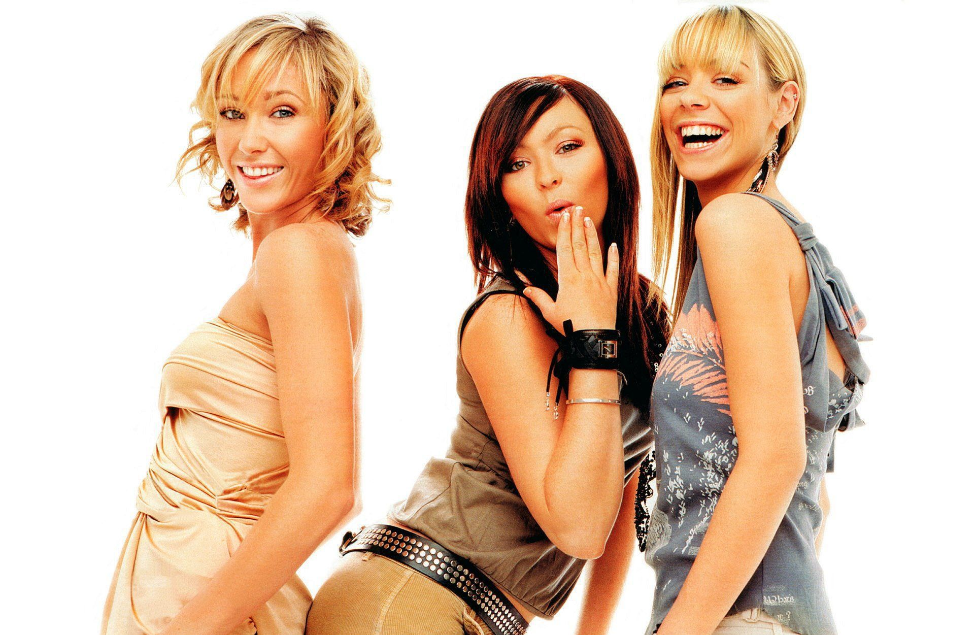 Atomic Kitten Wallpaper