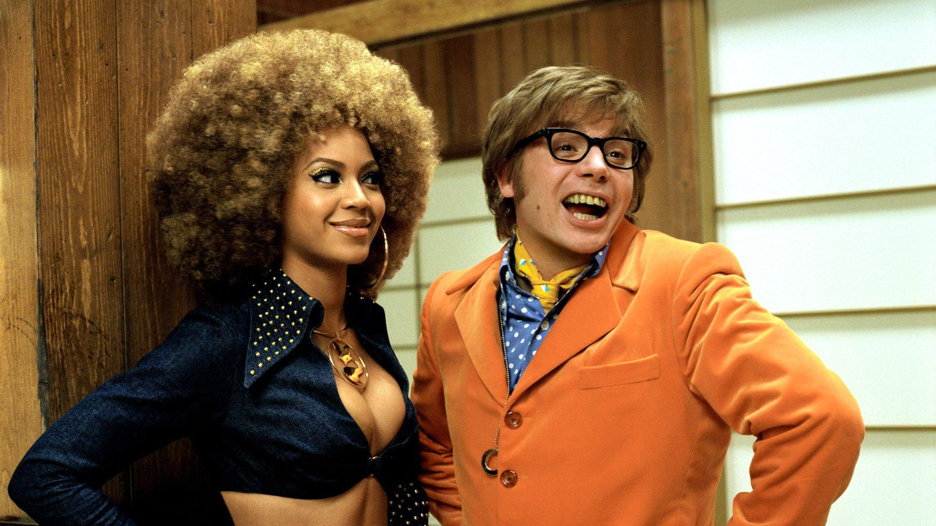 Austin Powers Beautiful