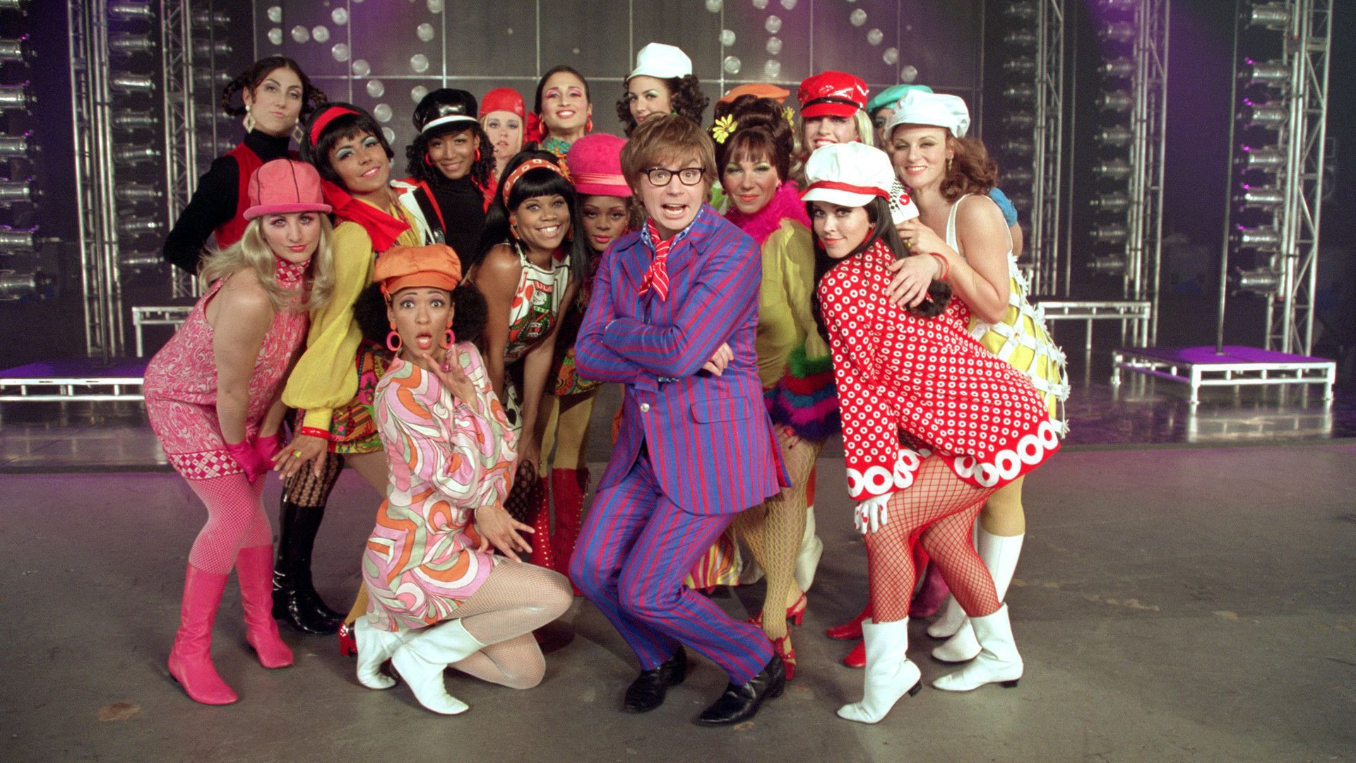 Austin Powers Gallery