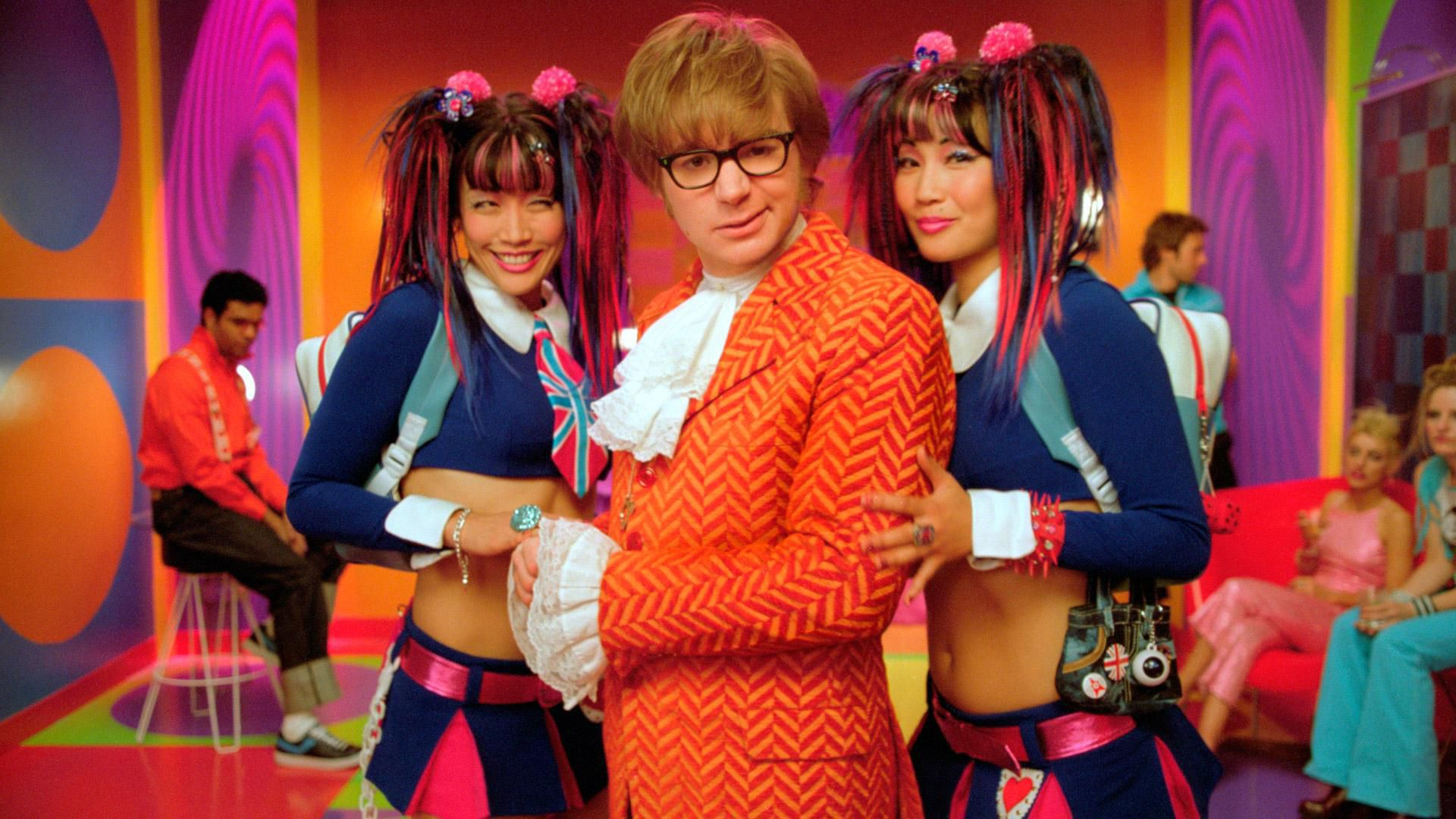 Austin Powers Wallpapers
