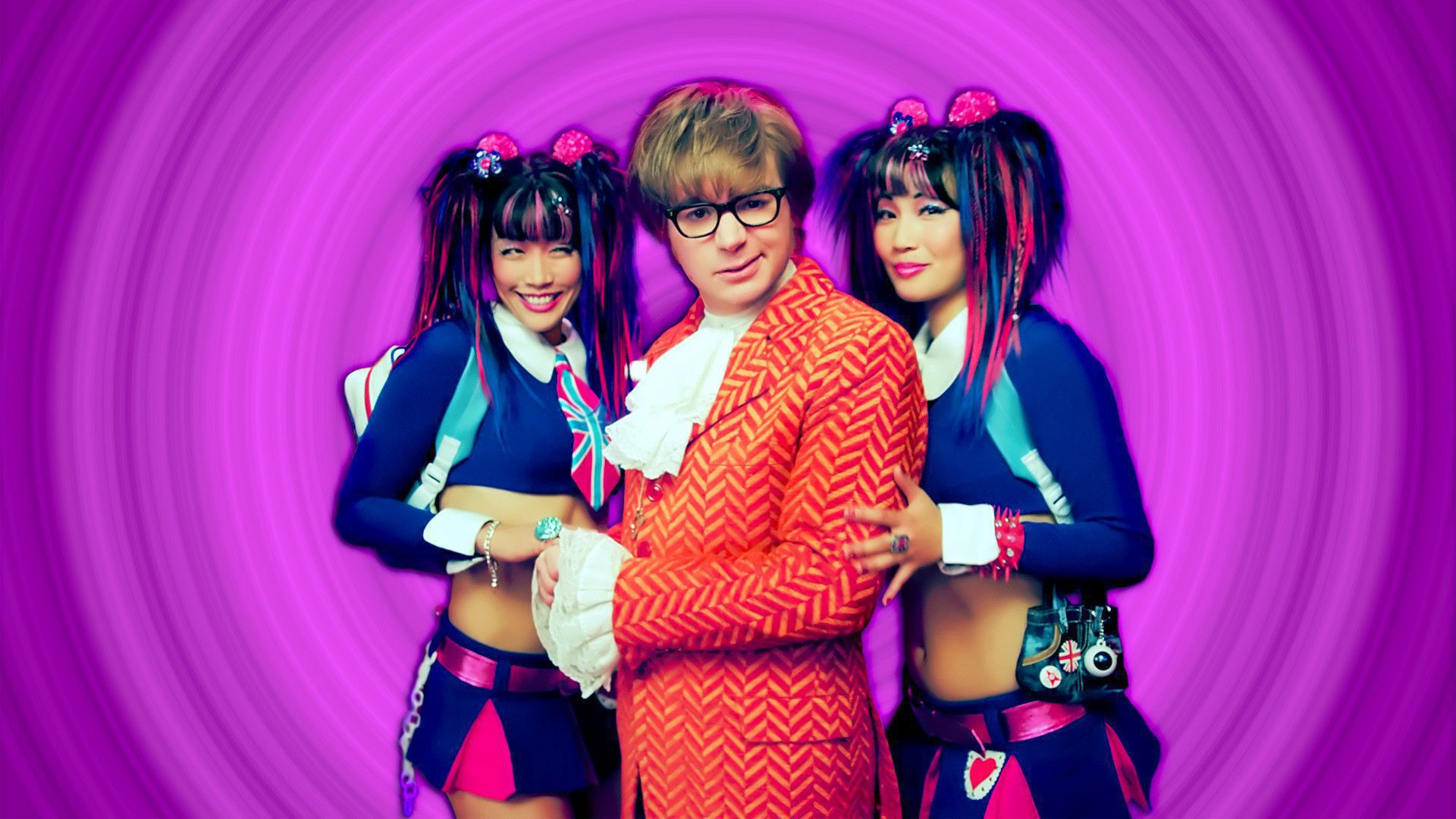 Austin Powers Widescreen