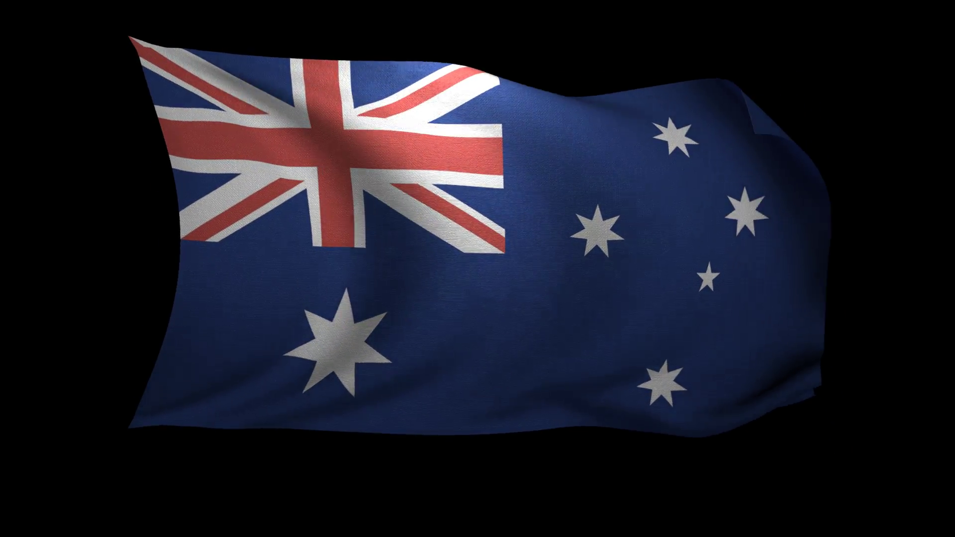 Australia Flag Beautiful