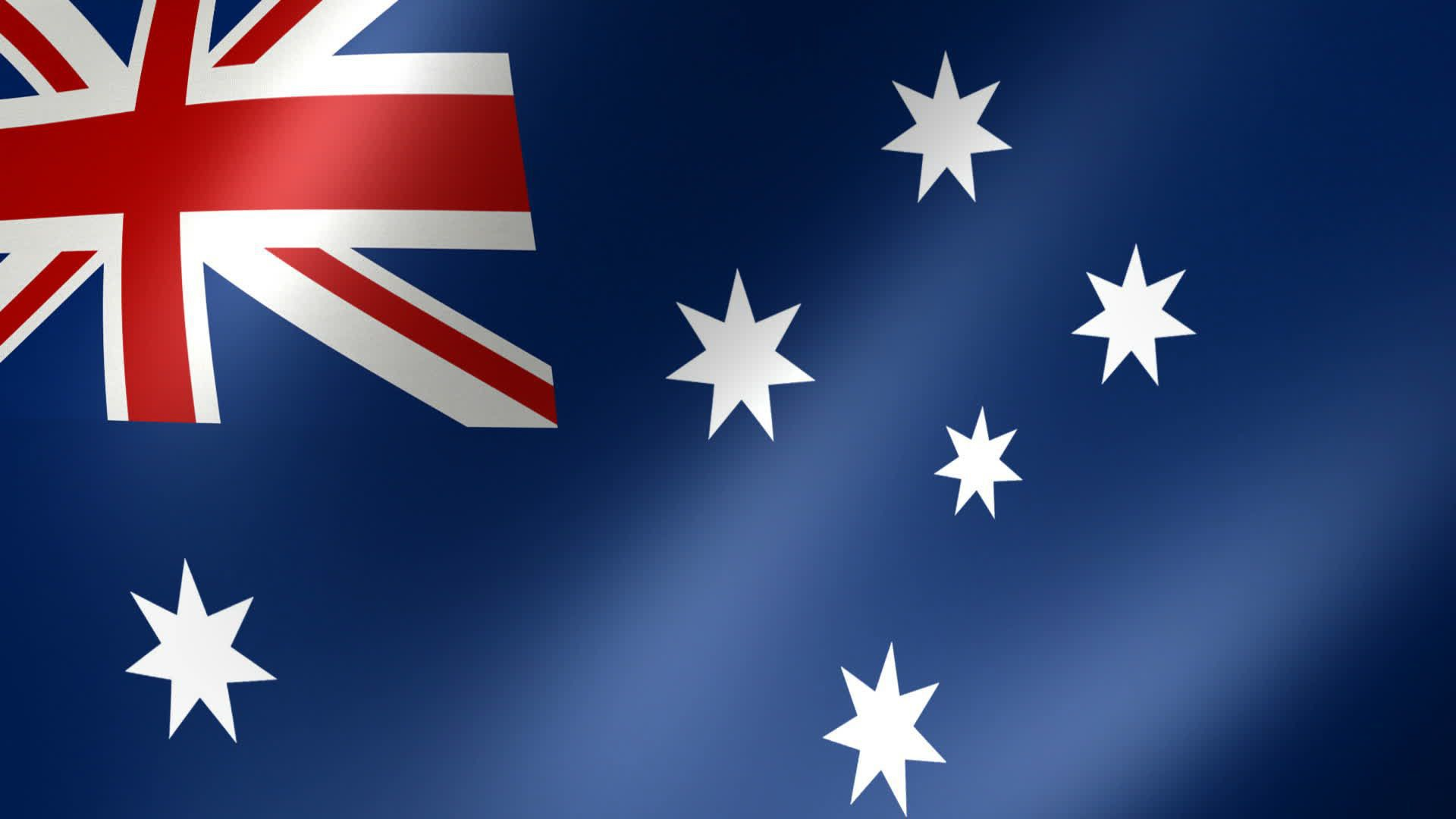 Australia Flag HD Wallpaper