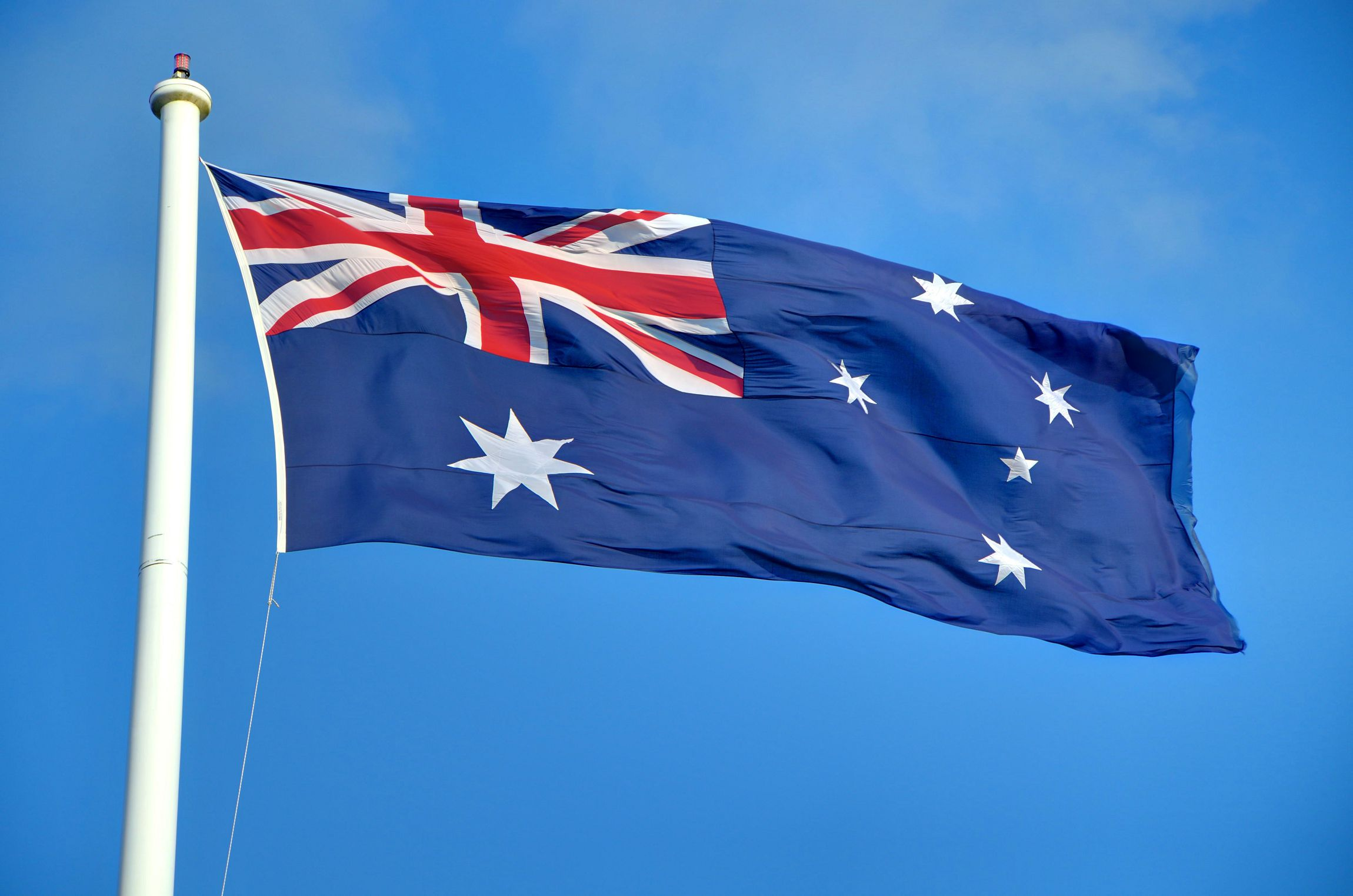 Australia Flag High Definition Wallpapers