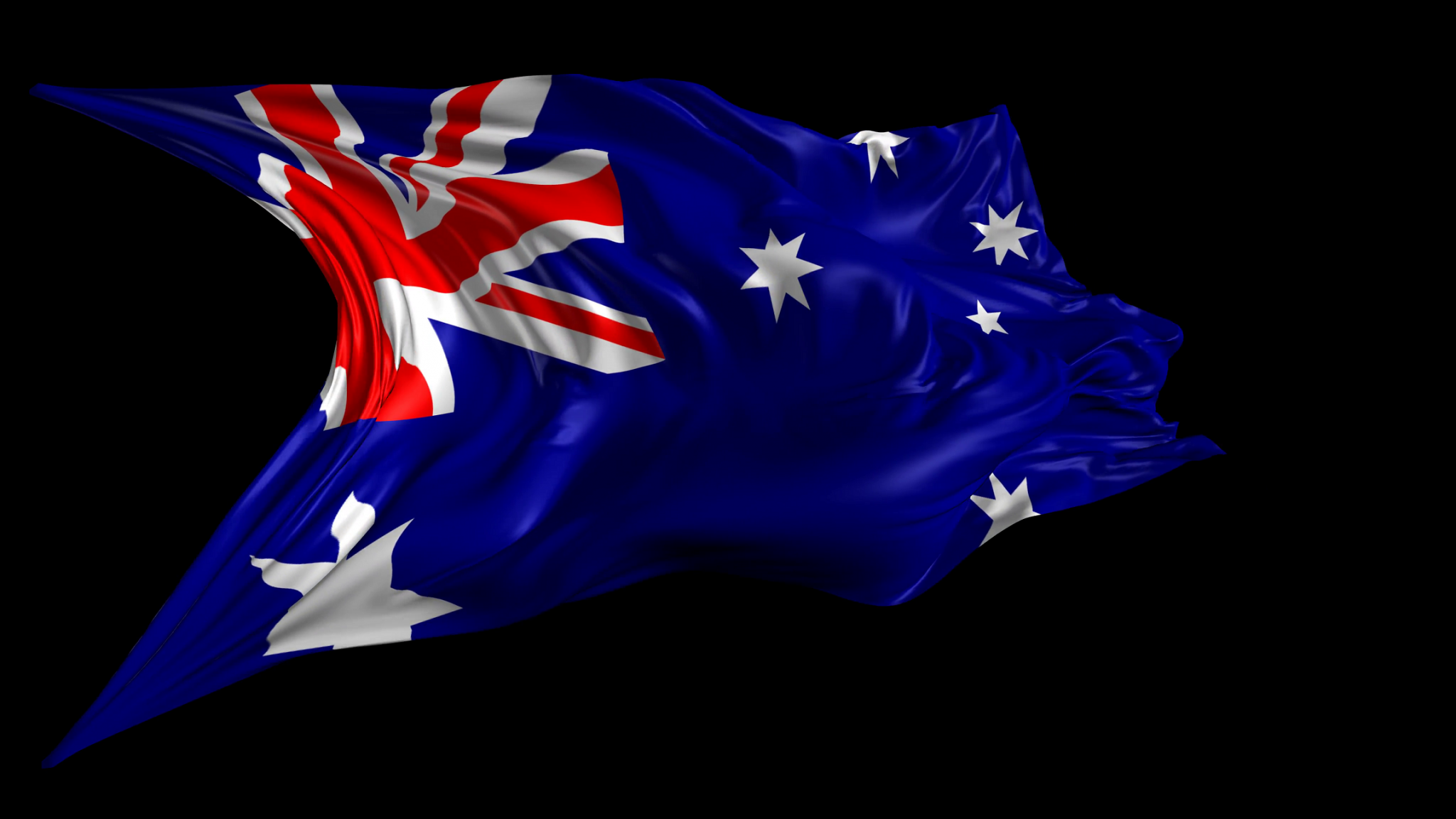 Australia Flag High Quality Wallpapers