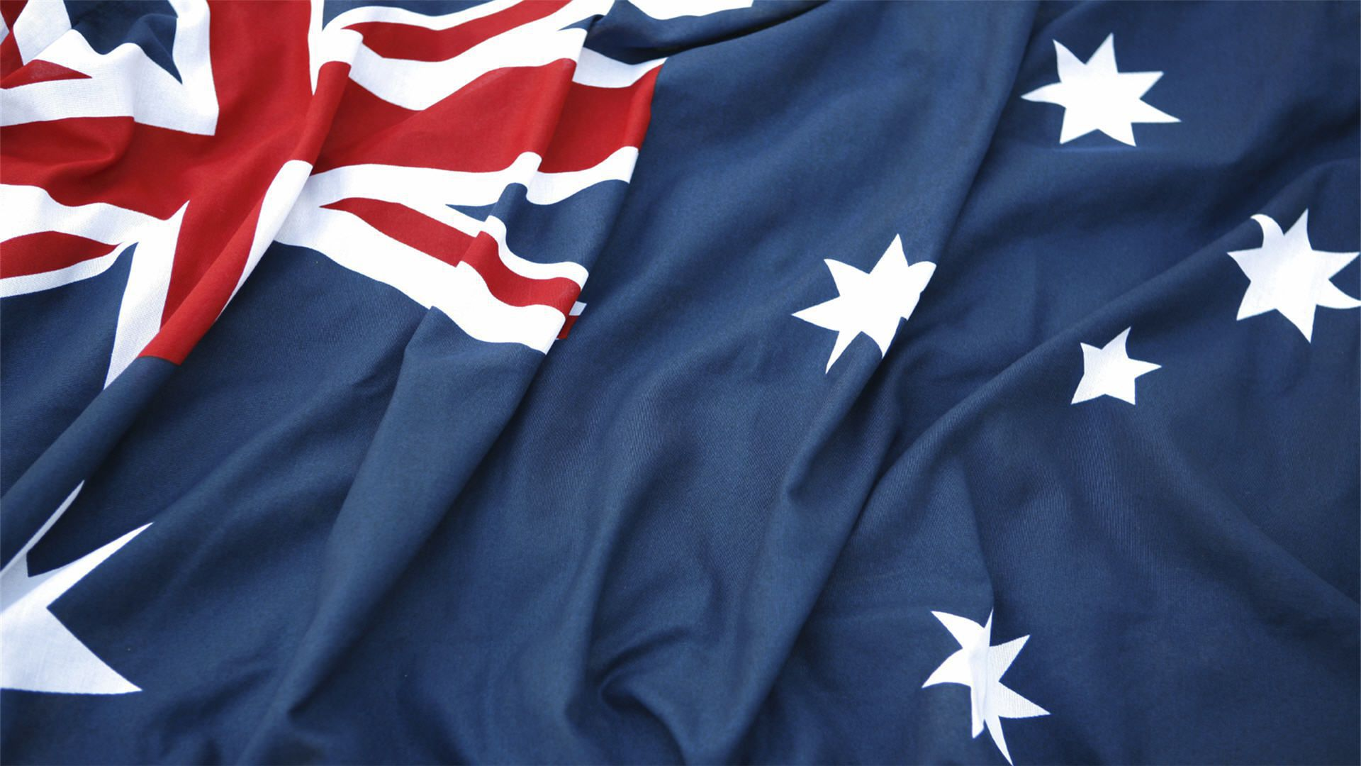 Australia Flag Widescreen