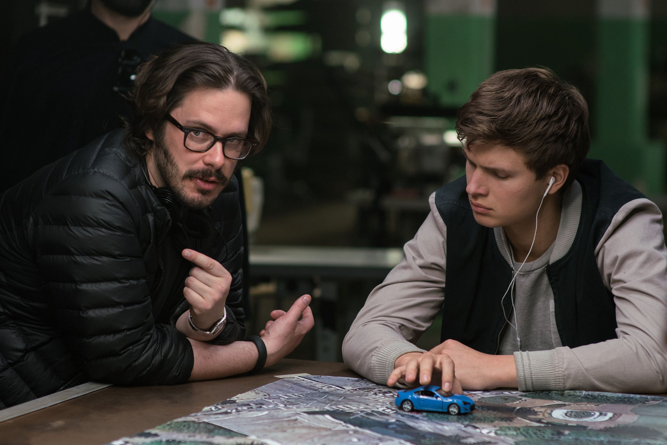 Baby Driver In High Resolution