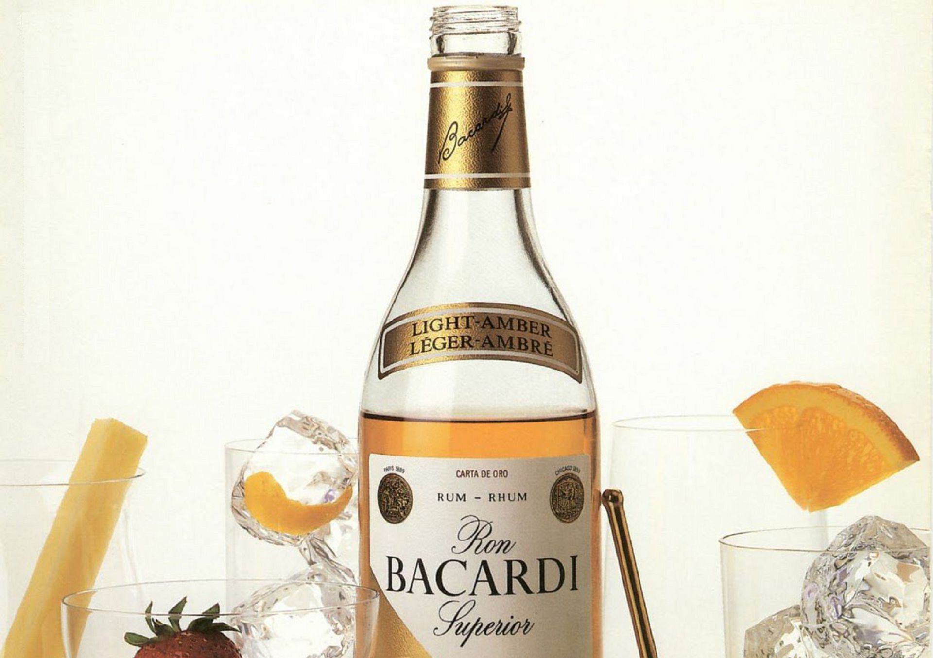 Bacardi Beautiful