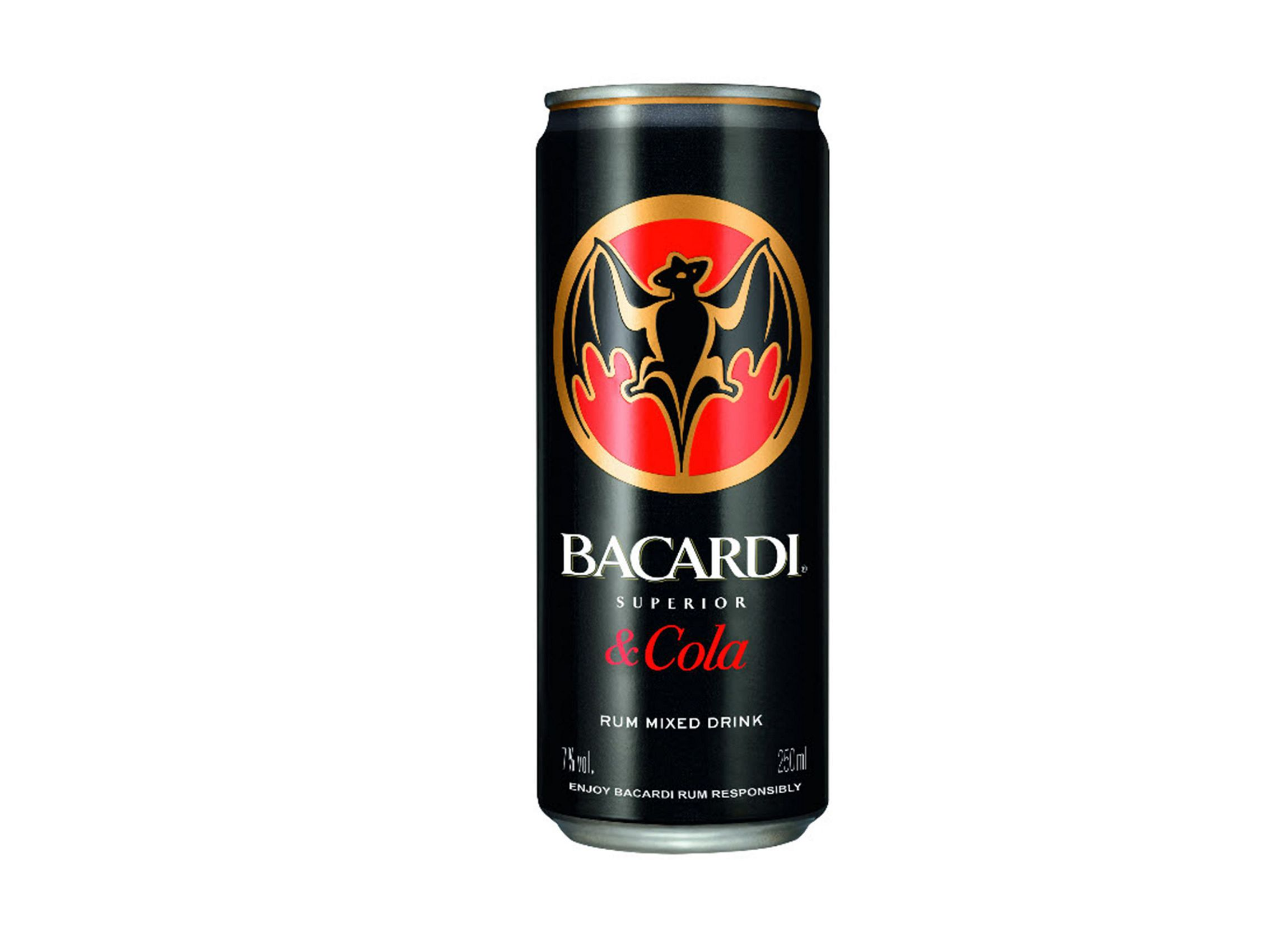 Bacardi In High Resolution