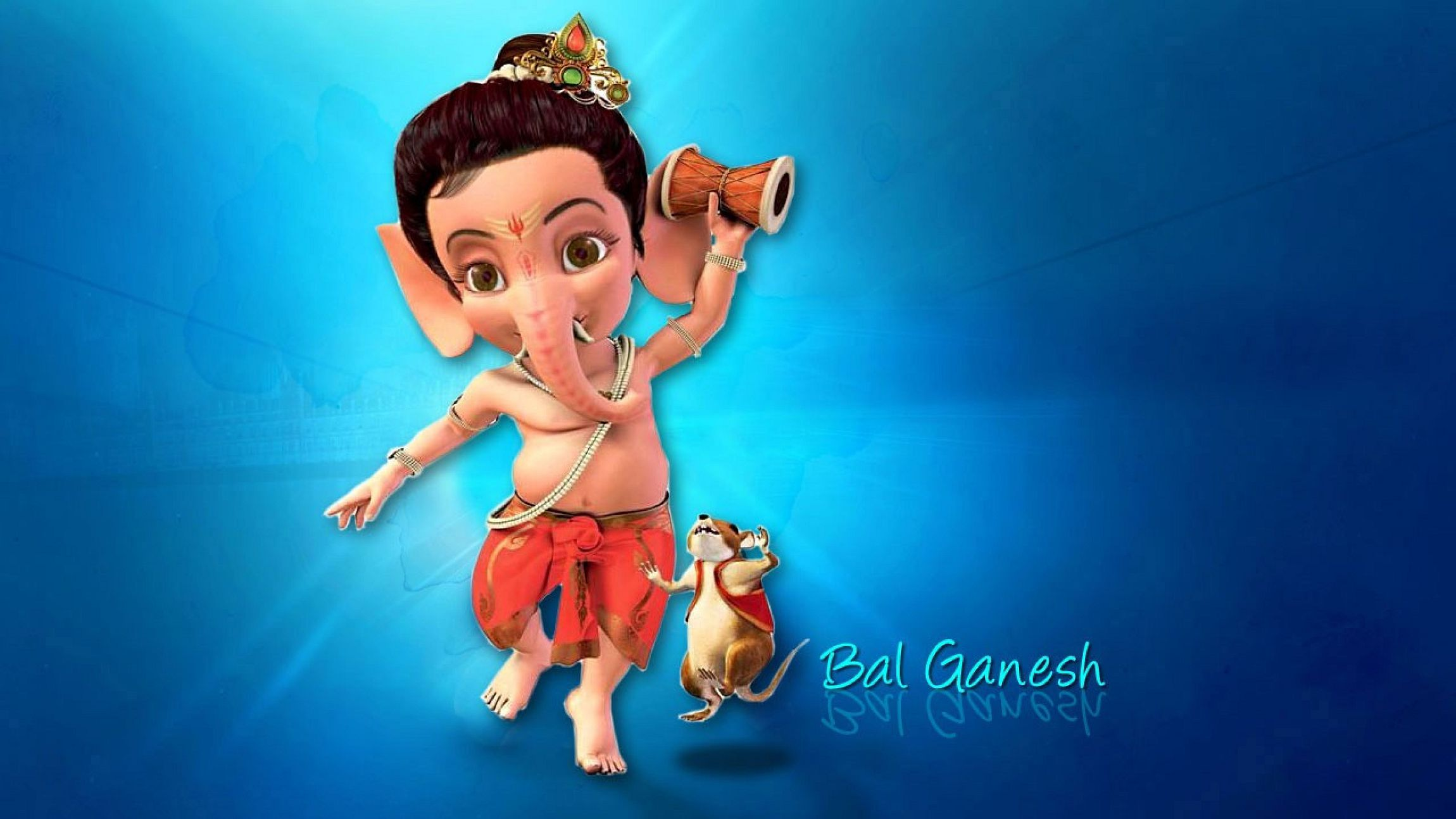 Bal Ganesh In High Resolution