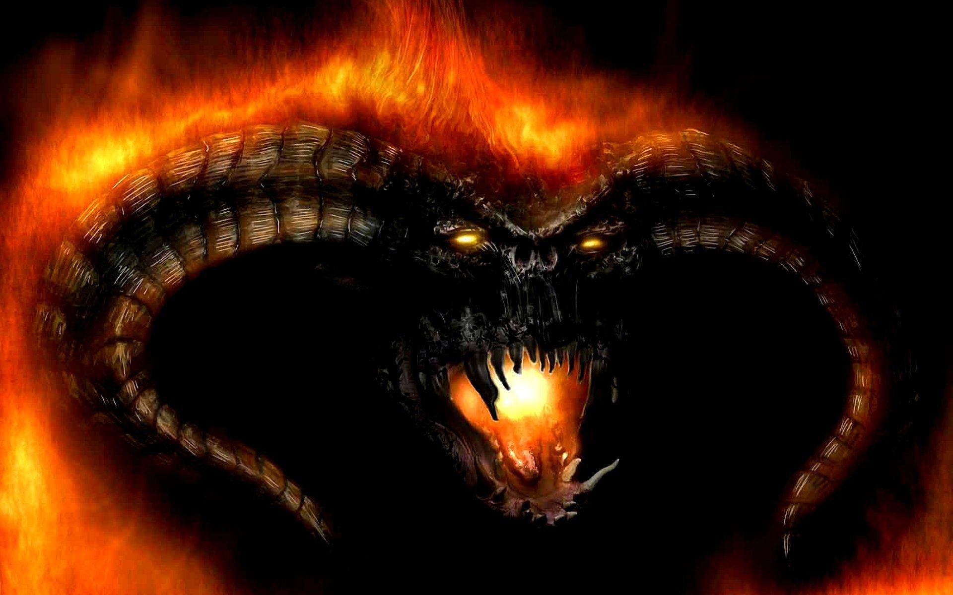Balrog HD Wallpaper