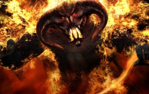 Balrog Wallpapers HD