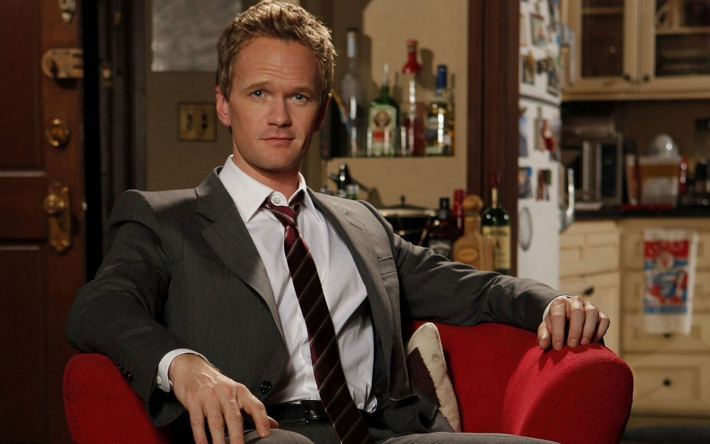 Barney Stinson Background