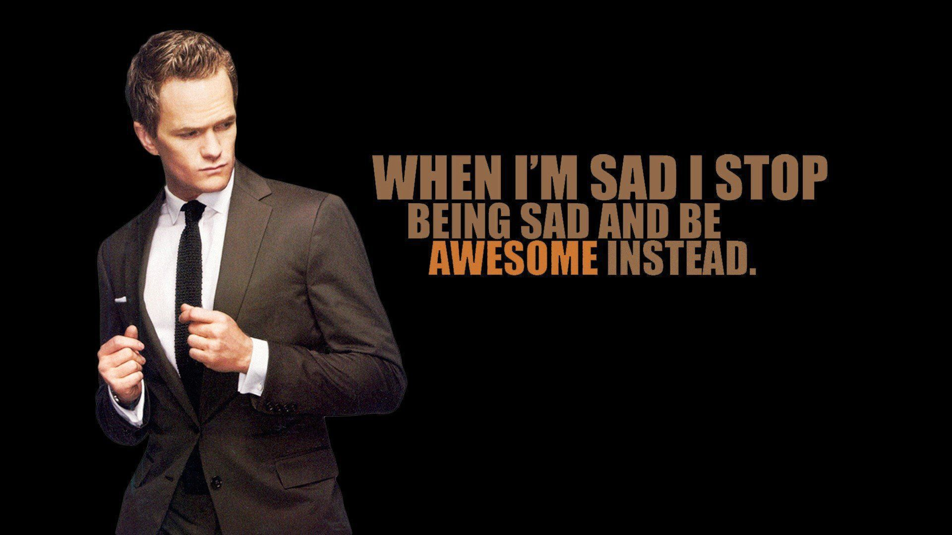 Barney Stinson Computer Wallpaper