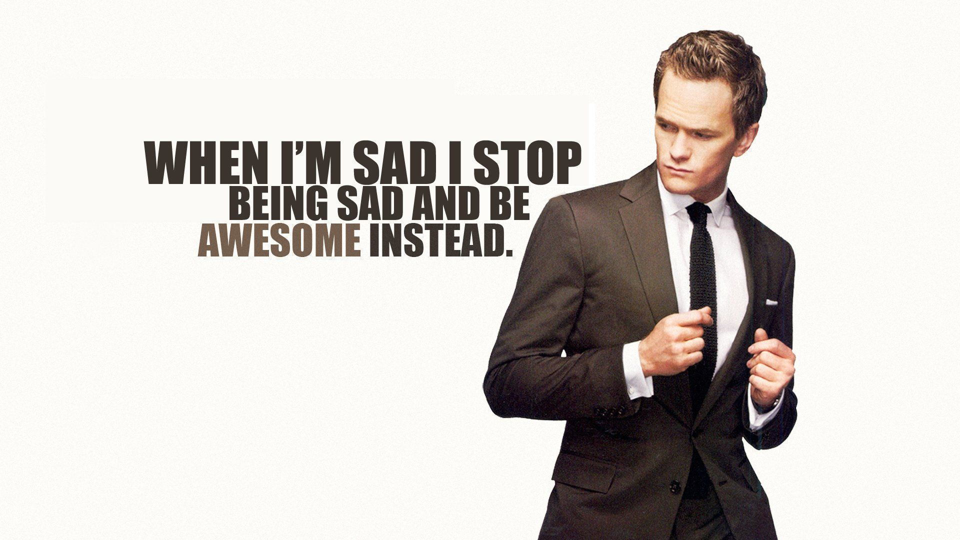 Barney Stinson HD Background