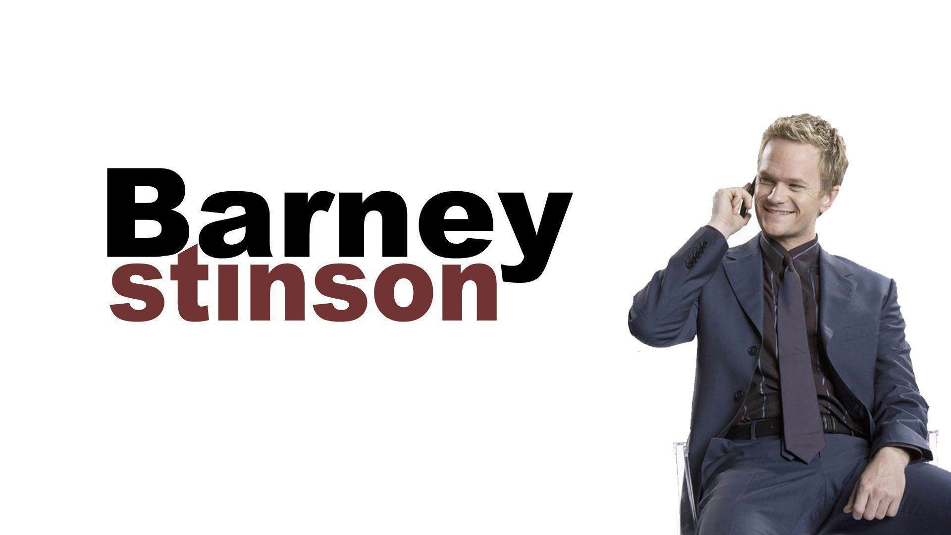 Barney Stinson Widescreen