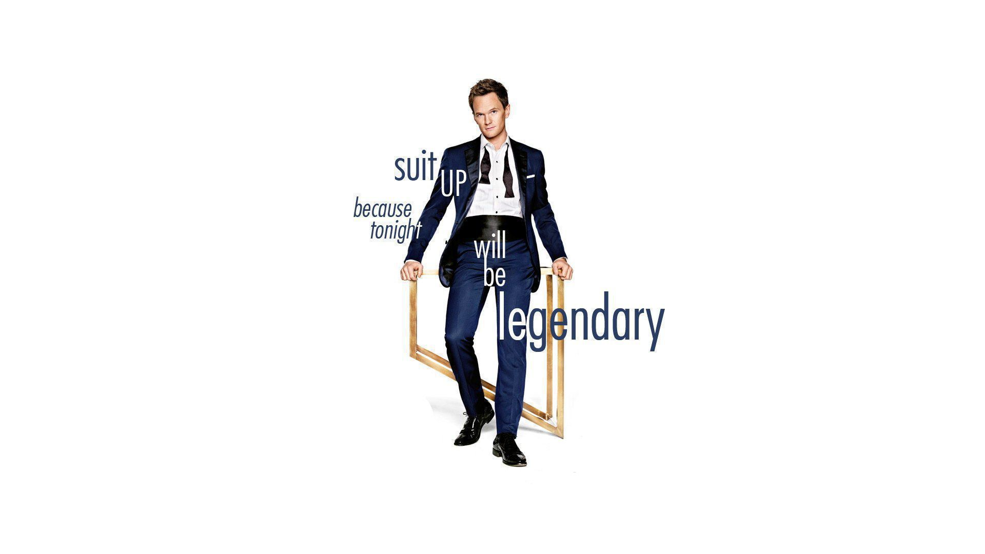 Barney Stinson For Desktop