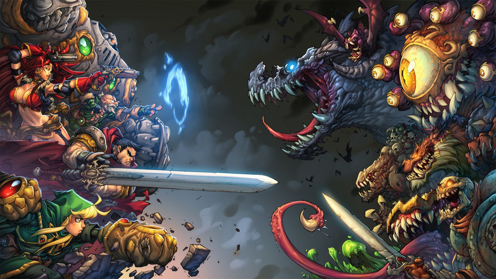 Battle Chasers Nightwar Beautiful